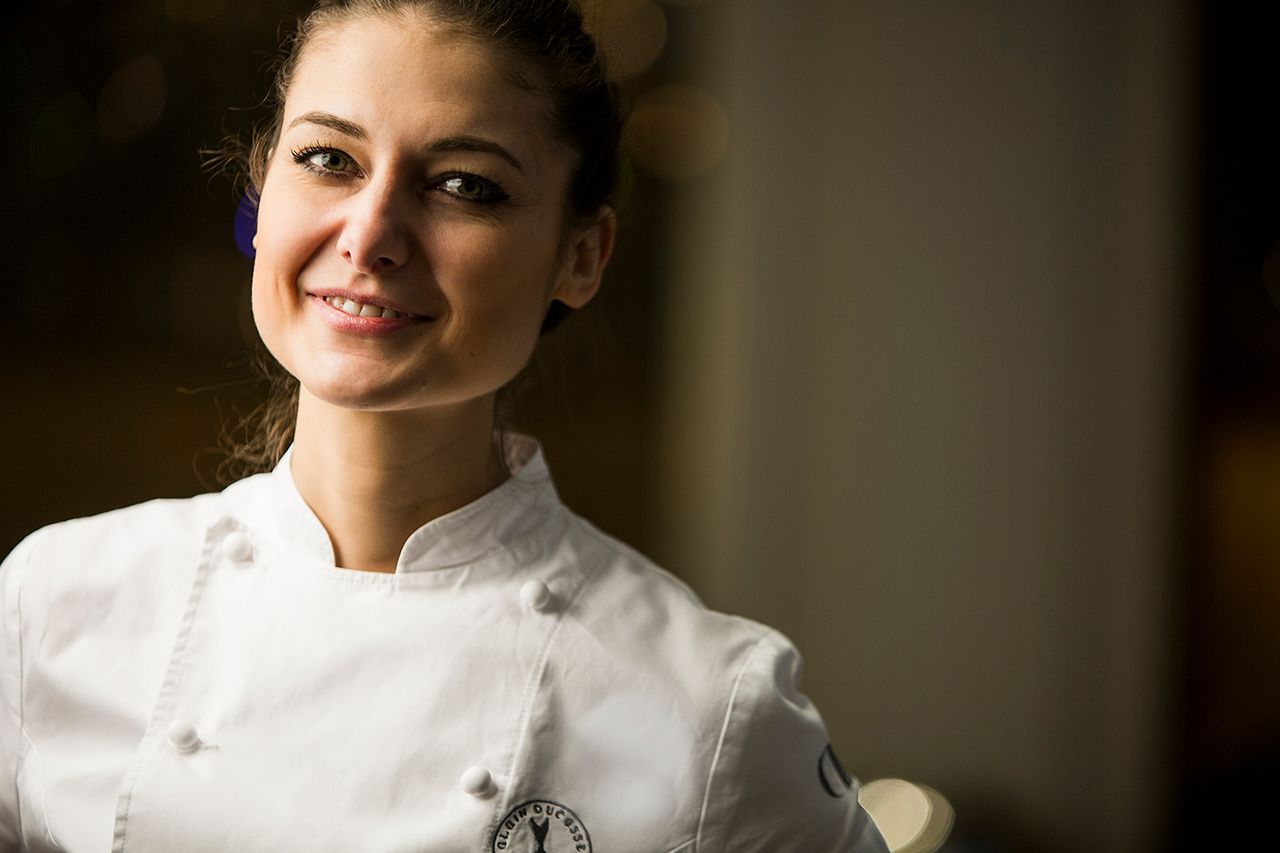 Jessica Prealpato, The World's Top Pastry Chef, Prefers Guilt-Free Desserts