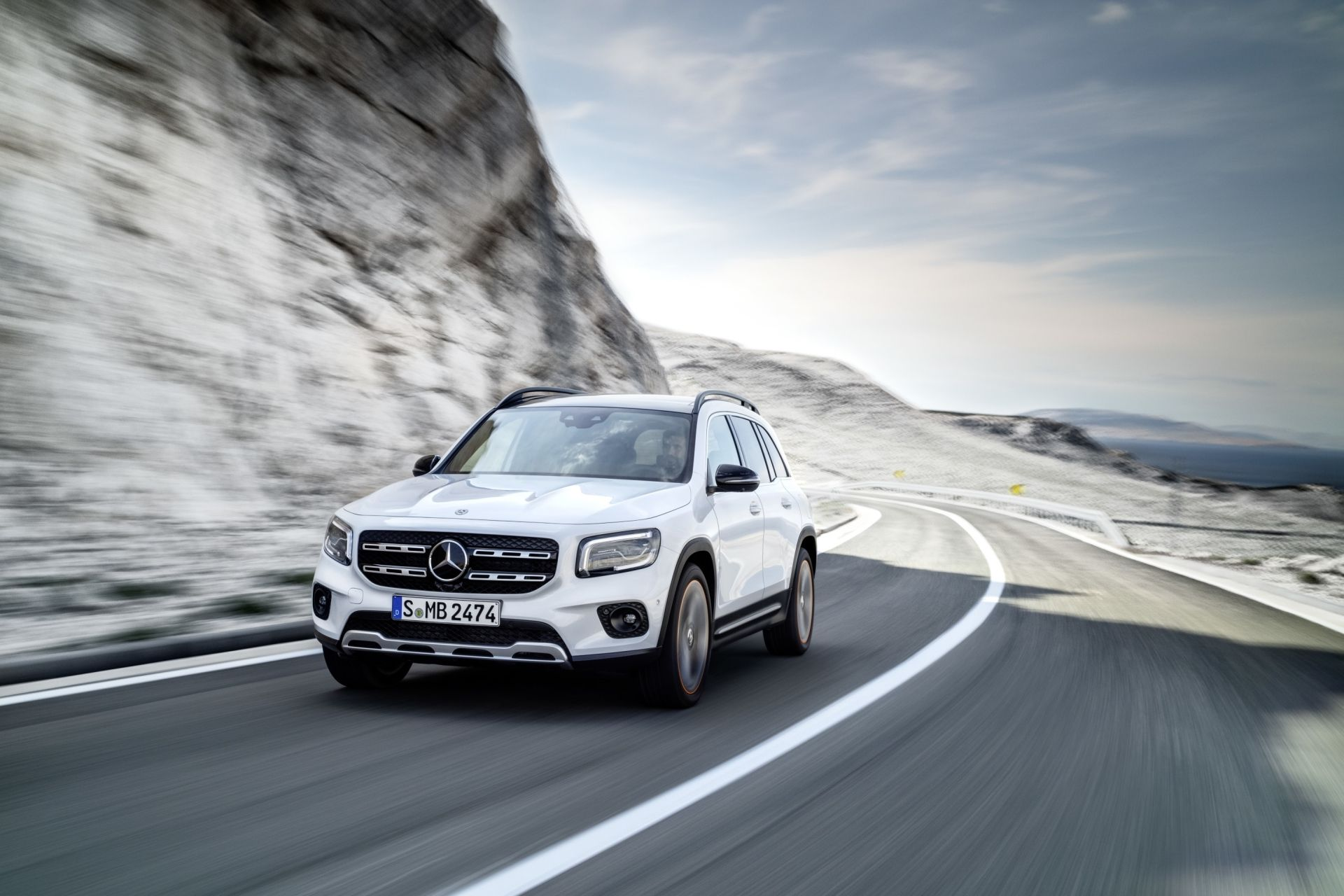 Mercedes-Benz's Newest GLB SUV Has Been Designed For Families
