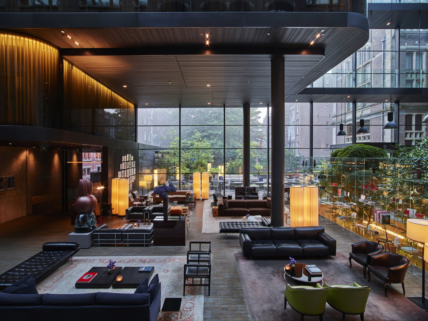 This Is Why You Should Stay At Amsterdam's Conservatorium Hotel
