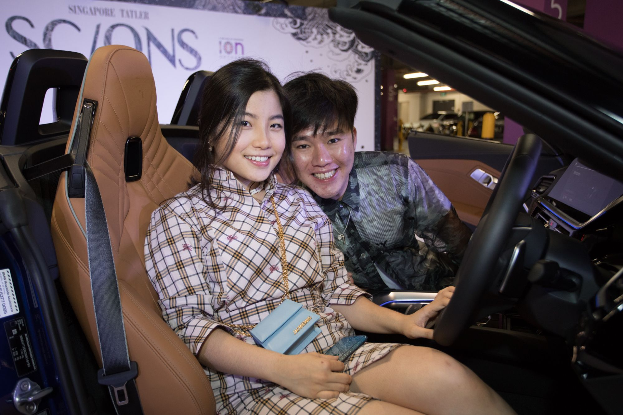 Watch: Inside The Singapore Tatler Scions Party