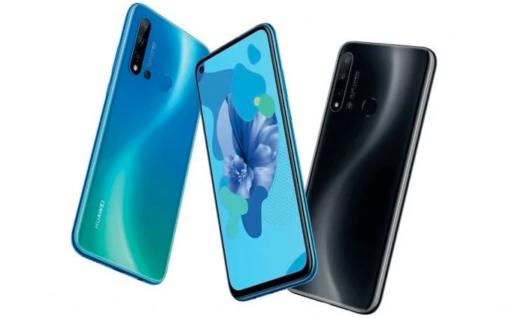 Huawei Nova 5i (Photo: Courtesy of Huawei)