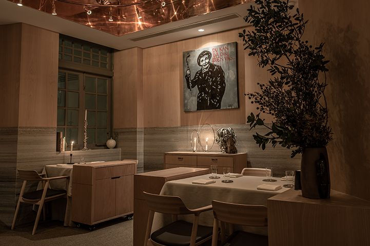 Tatler 10: The Most Stylish Restaurants in Singapore