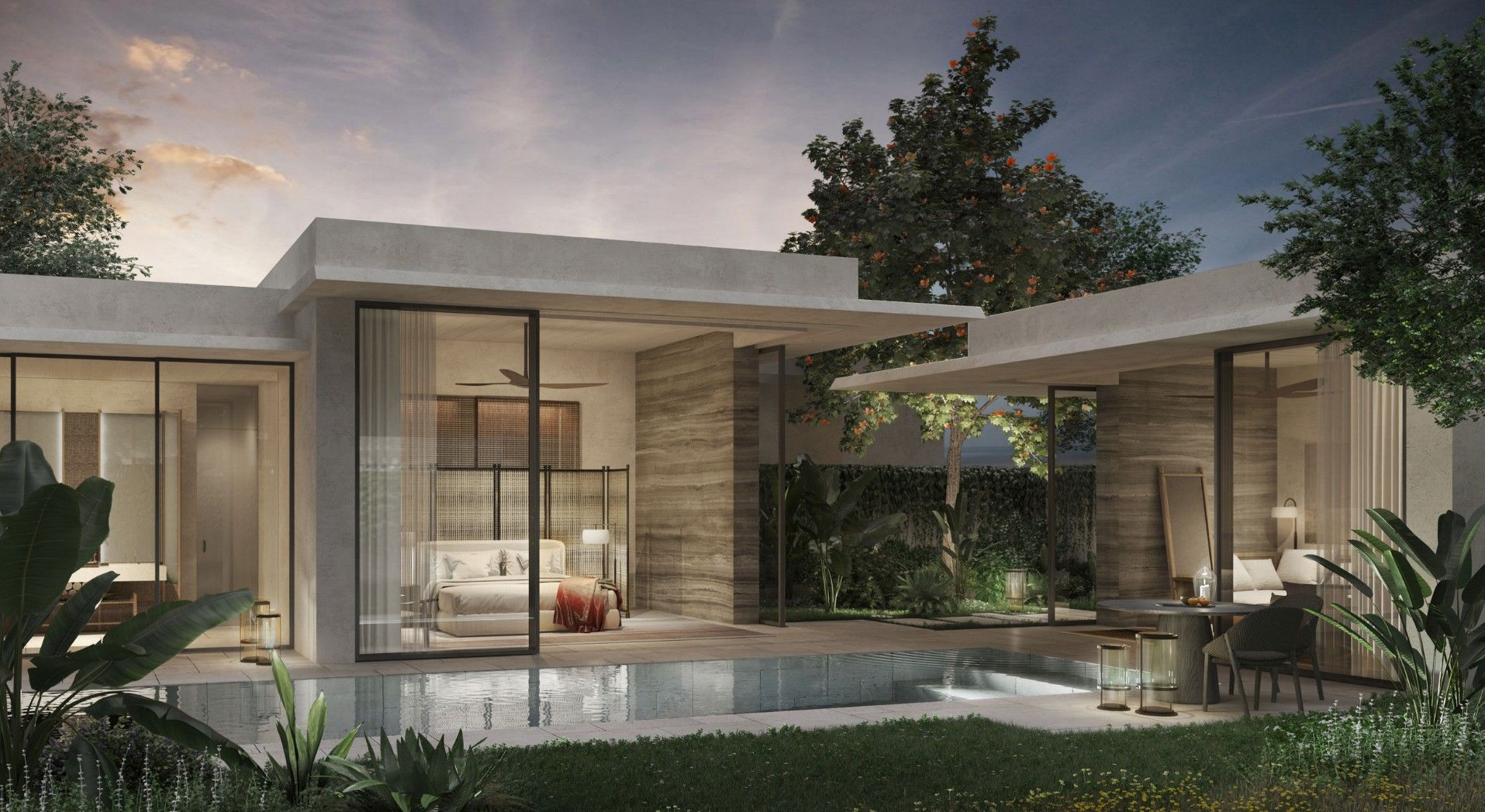 The New Raffles Sentosa Resort & Spa Will Feature 61 Villas