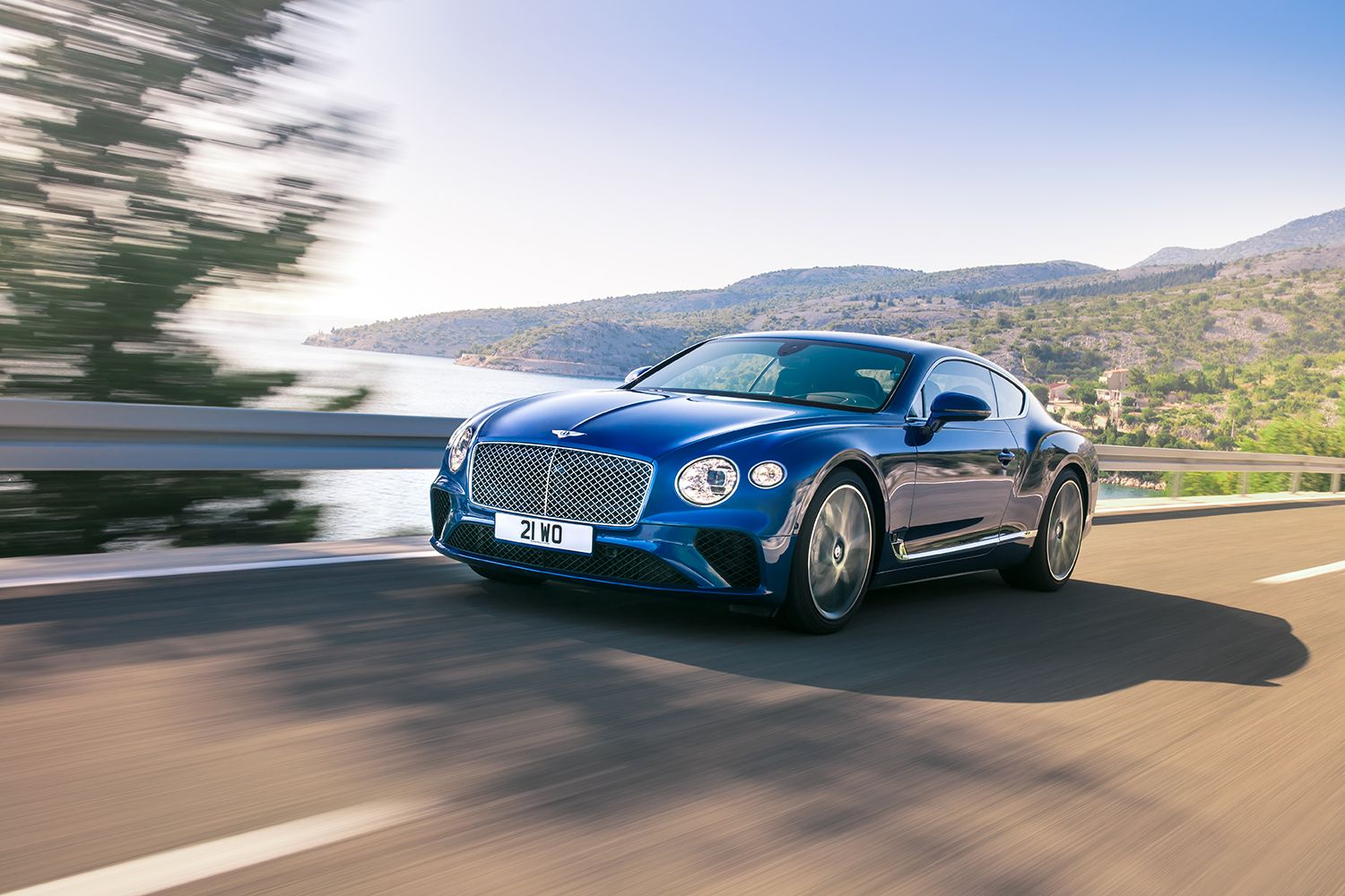 Bentley Celebrates A Century of Excellence