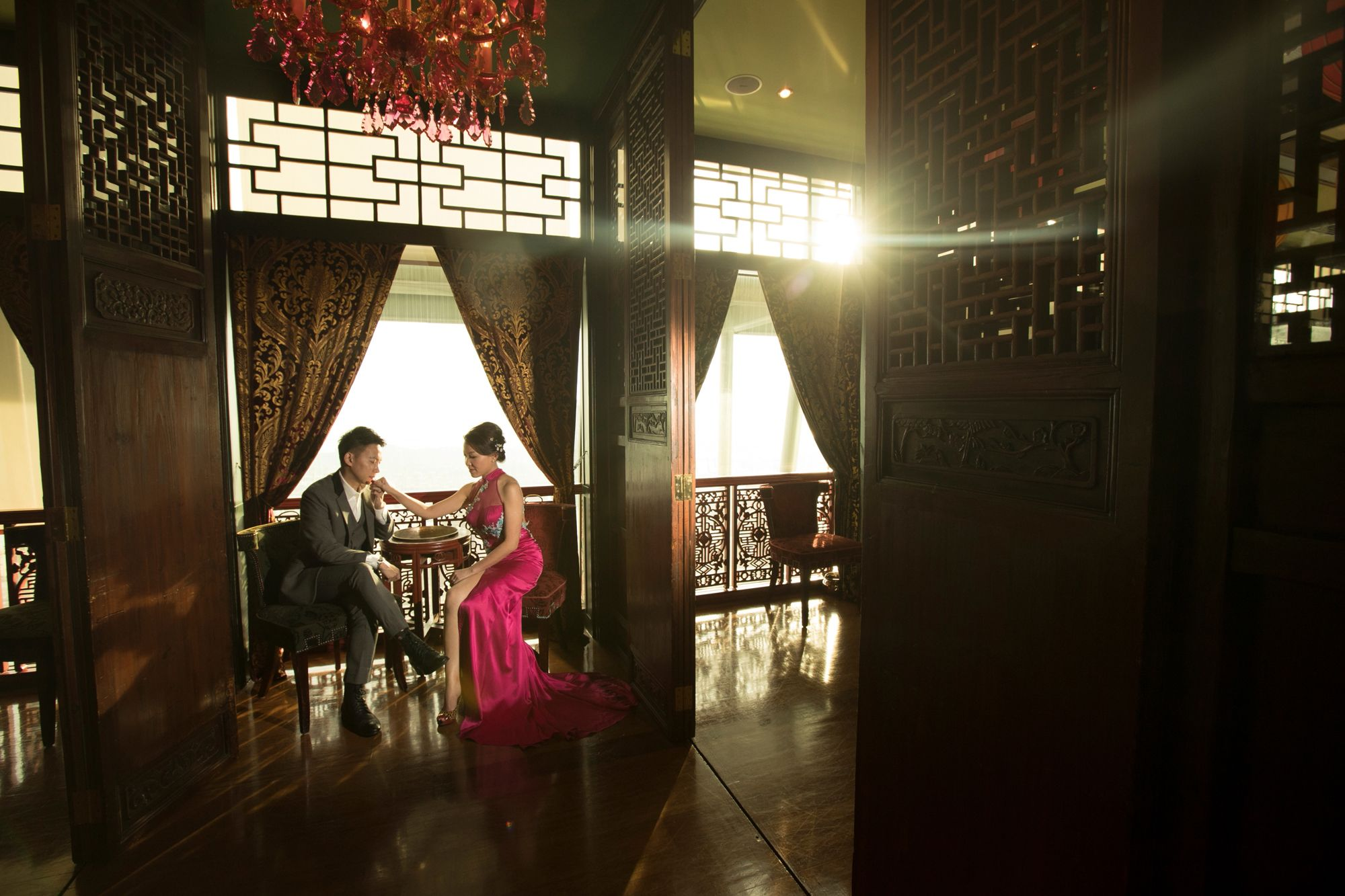 China Club Singapore: An Exclusive Wedding Venue That Pays Homage To Chinese Traditions