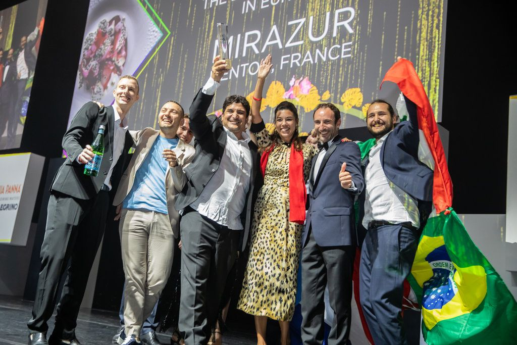 Mirazur By Chef Mauro Colagreco Is The First French Restaurant To Top The World's 50 Best Restaurants List