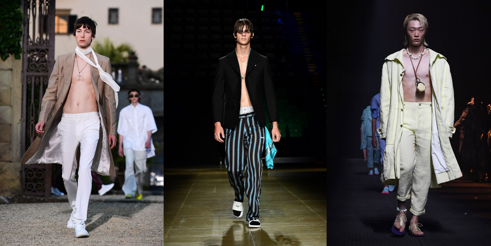 10 Menswear Runway Trends For Spring/Summer 2020 | Hong Kong Tatler