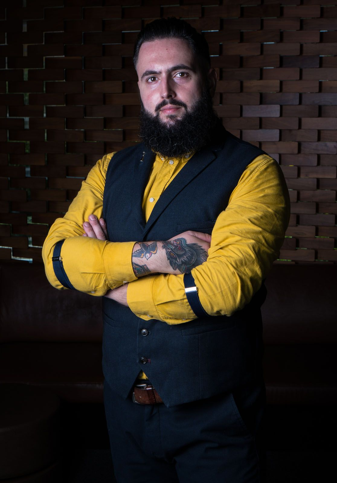 Happy Hour With… Jorge Conde Of Smoke & Mirrors