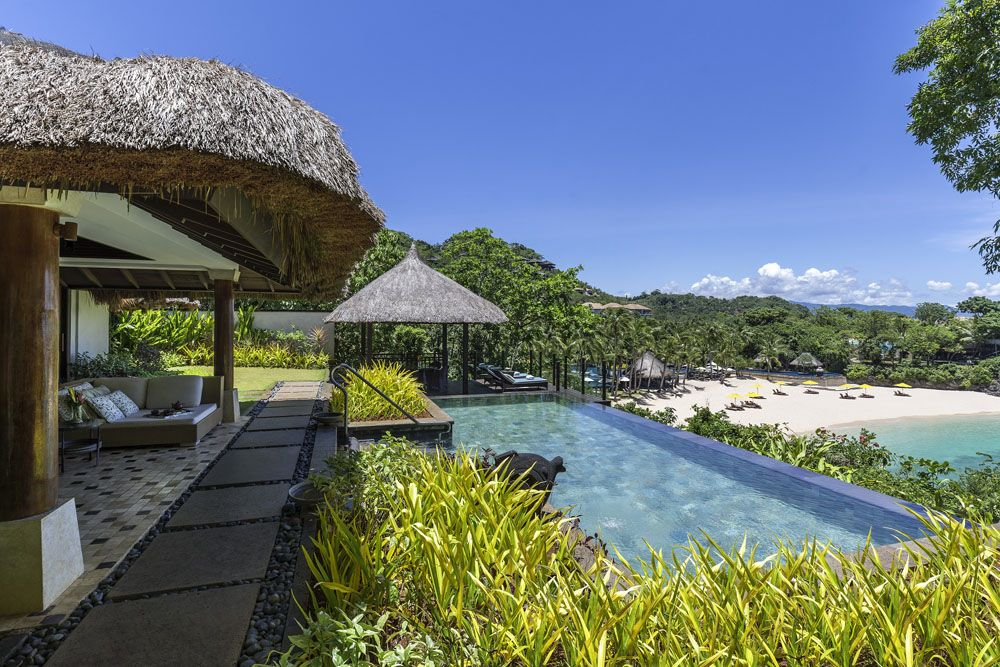 The tropical resort is a haven for both humans and marine life alike (Photo Courtesy of Shangri-La Boracay)