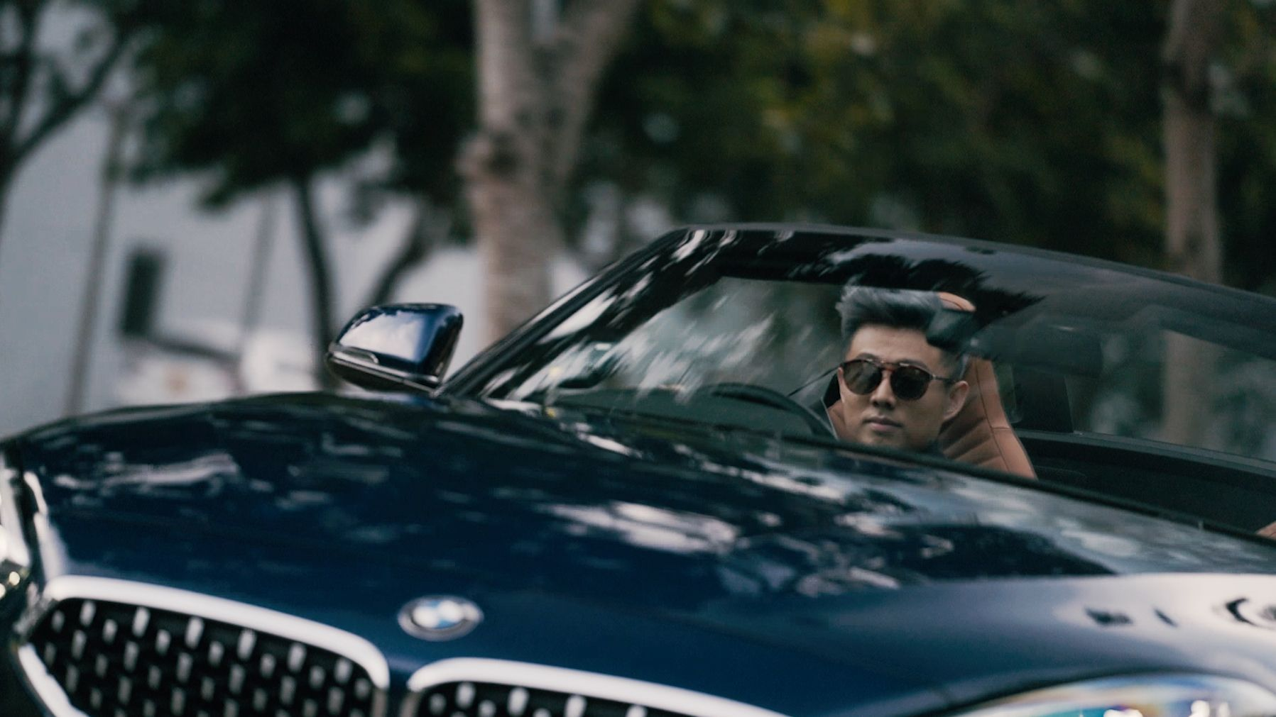 Roy Fong And Jessica Nasr Find Freedom In The New BMW Z4 Roadster