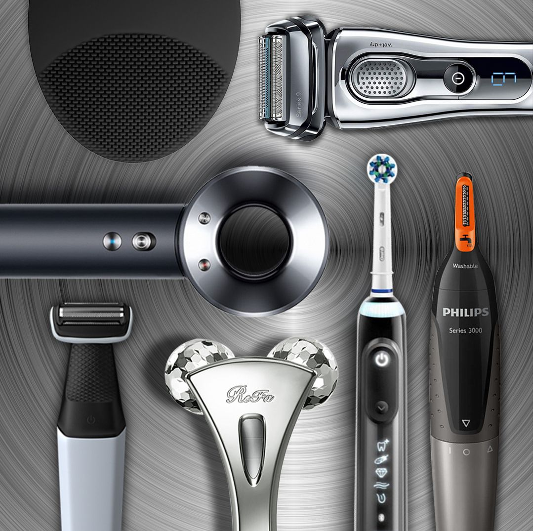 8 Grooming Gadgets Every Man Needs