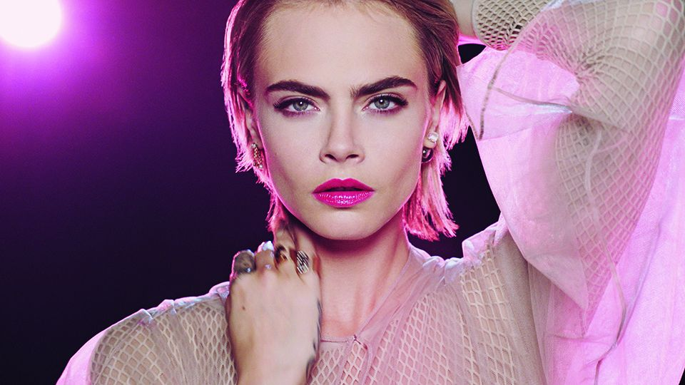 Beauty Talk: Cara Delevingne Shares Her Daily Beauty Ritual