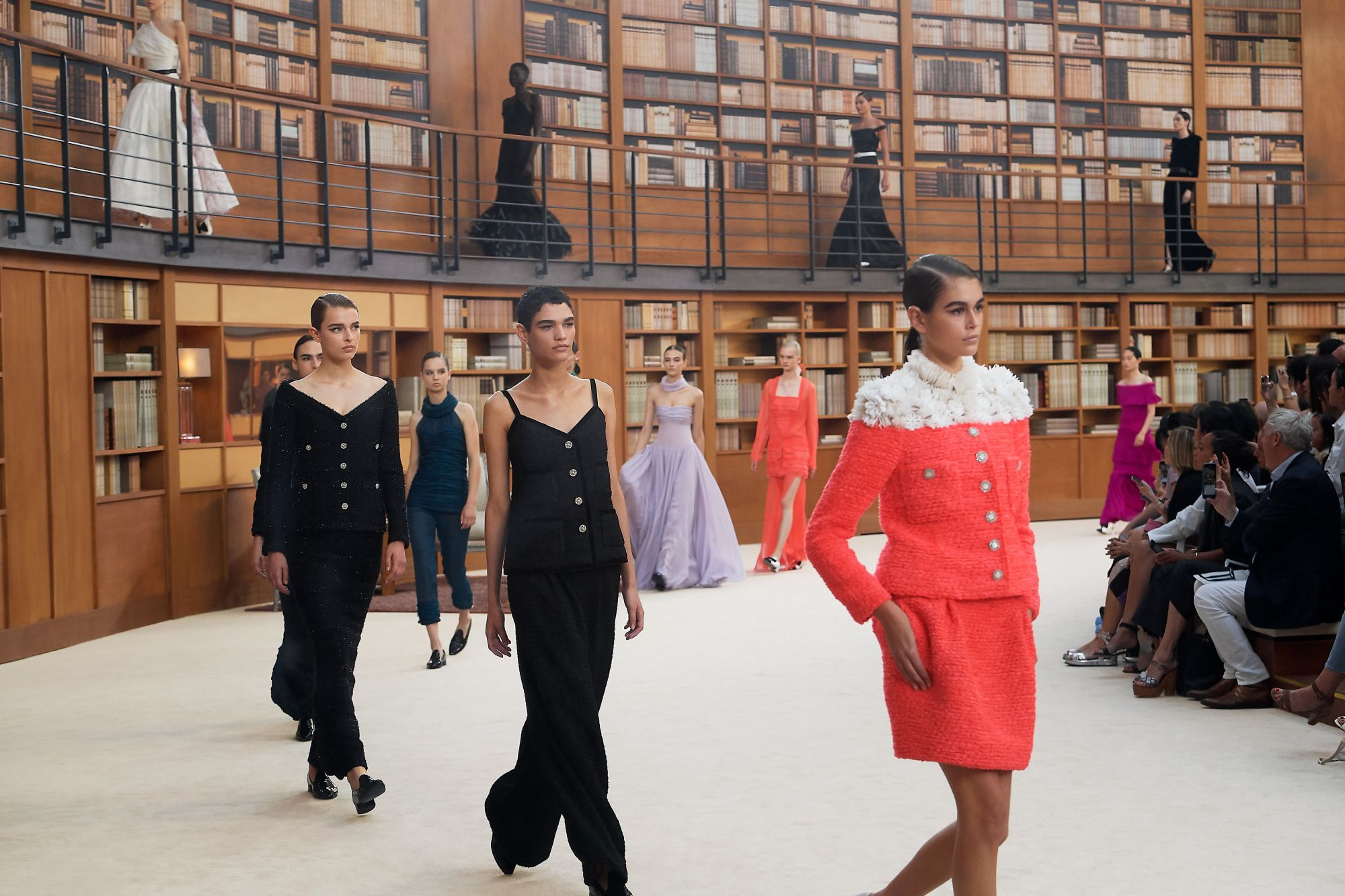 Chanel Haute Couture Fall/Winter 2019: Virginie Viard's First Couture Collection