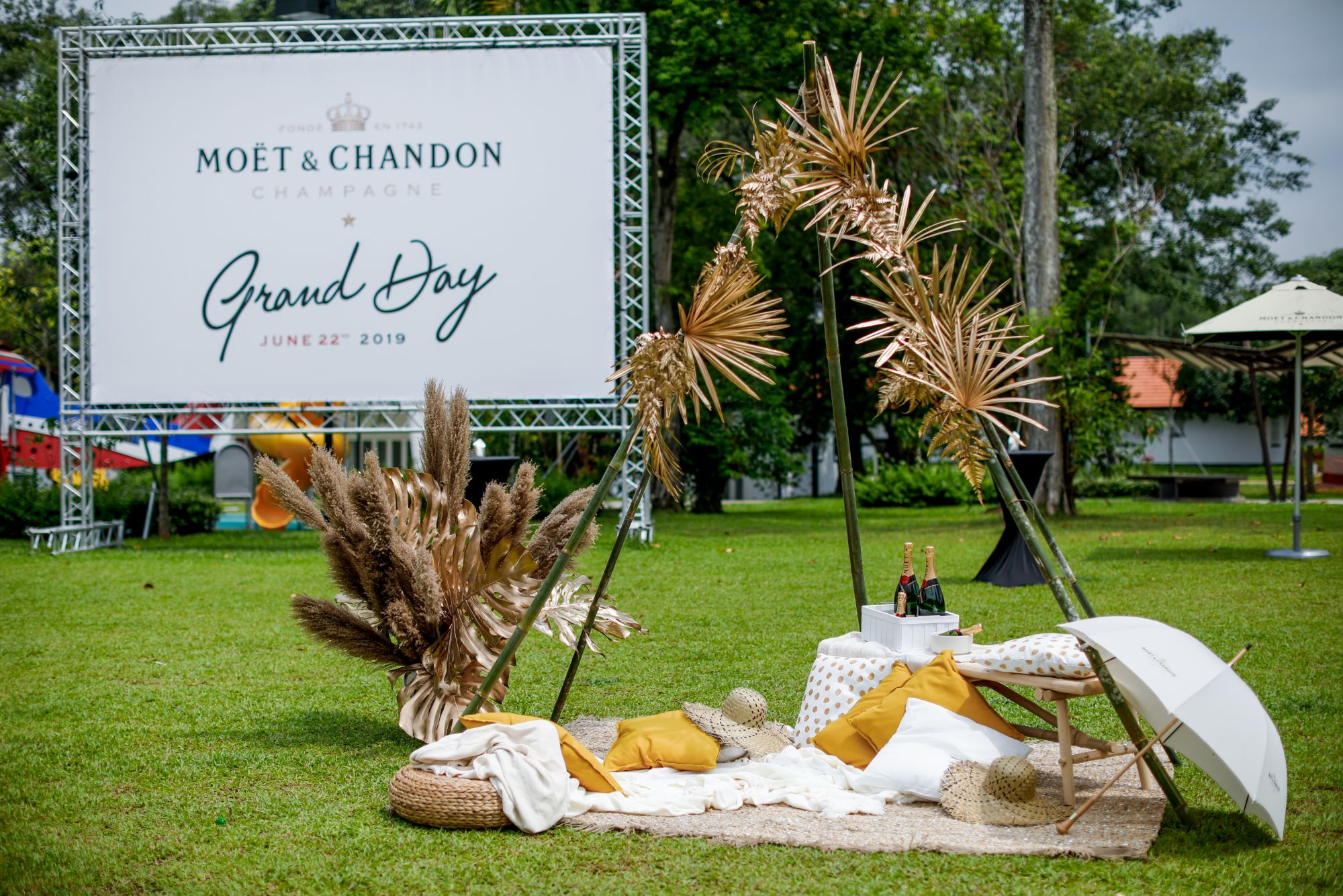 Celebrating 150 Years of Moët Impérial