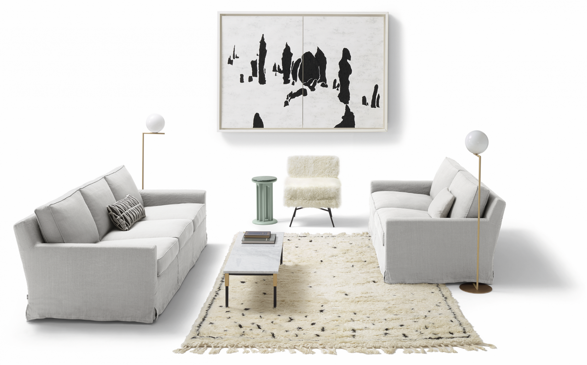 Tokyo Chic 7 Key Collections For A Minimalist Living Room Tatler Singapore