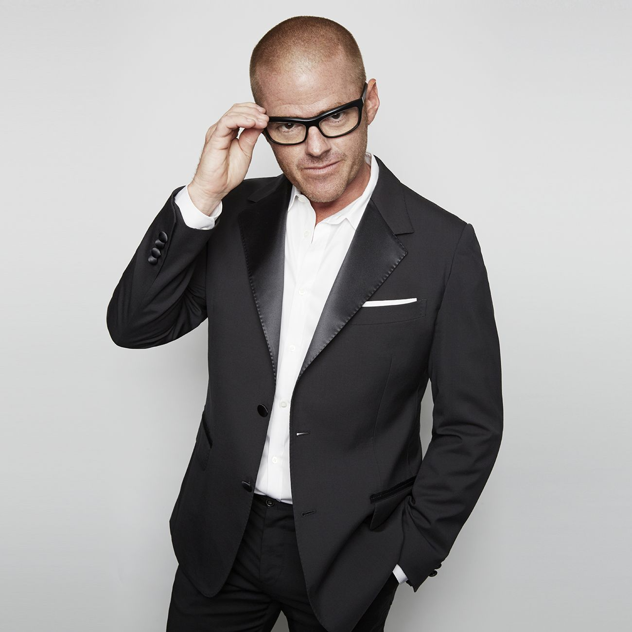 The Fat Duck's Heston Blumenthal Will Debut At Singapore Formula 1 Paddock Club This September