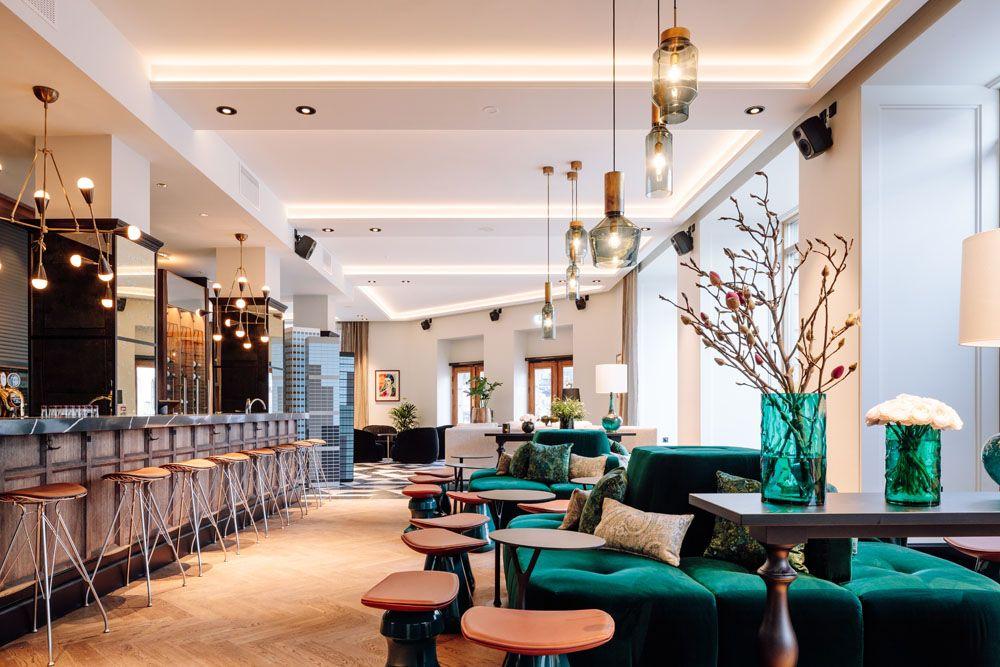 Amerikalinjen In Oslo Is A Boutique Hotel Designed For Modern Explorers