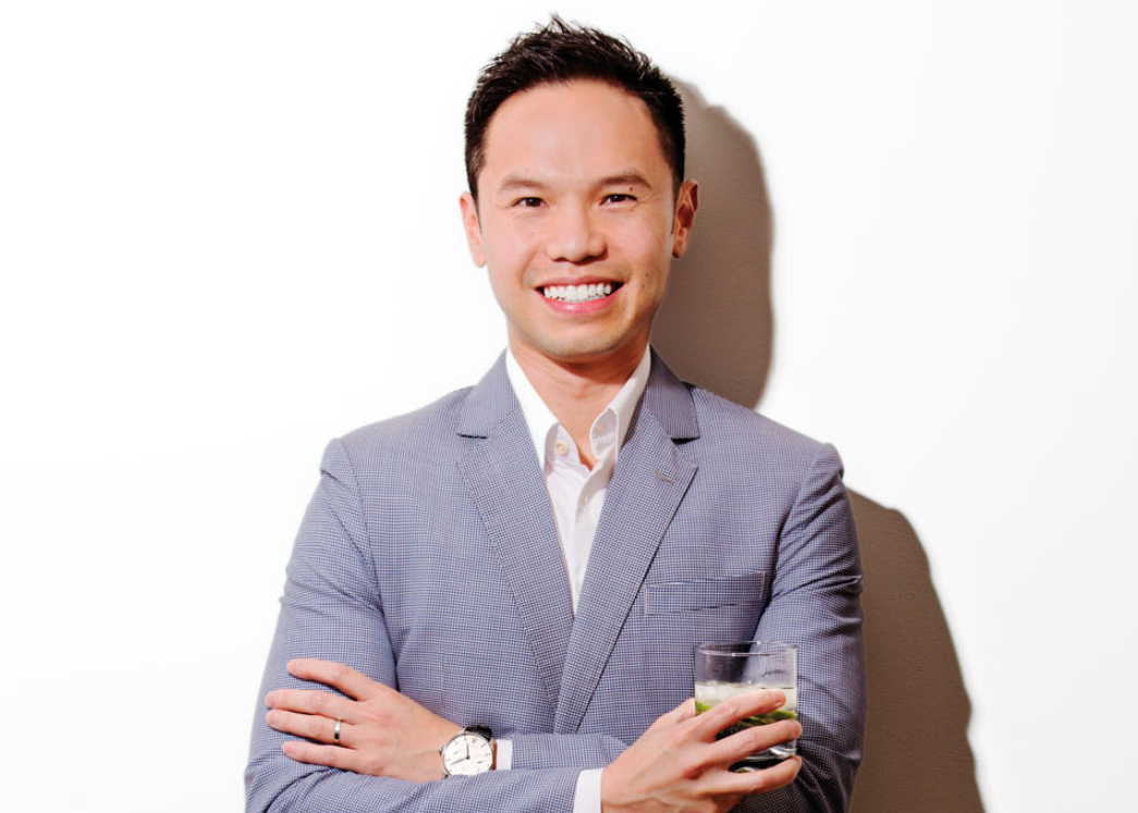 A Drink with Kelvin Lee, co-founder and CEO of Fundnel