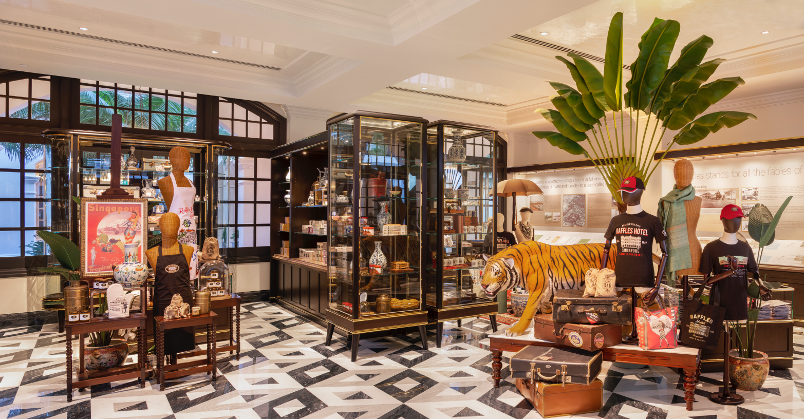 Why The Arcade At The Raffles Hotel Singapore Should Be Your Next Shopping Spree Destination