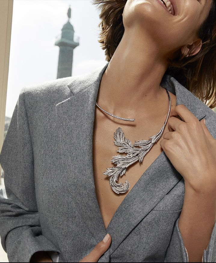 Boucheron Returns To Place Vendôme With A New Collection