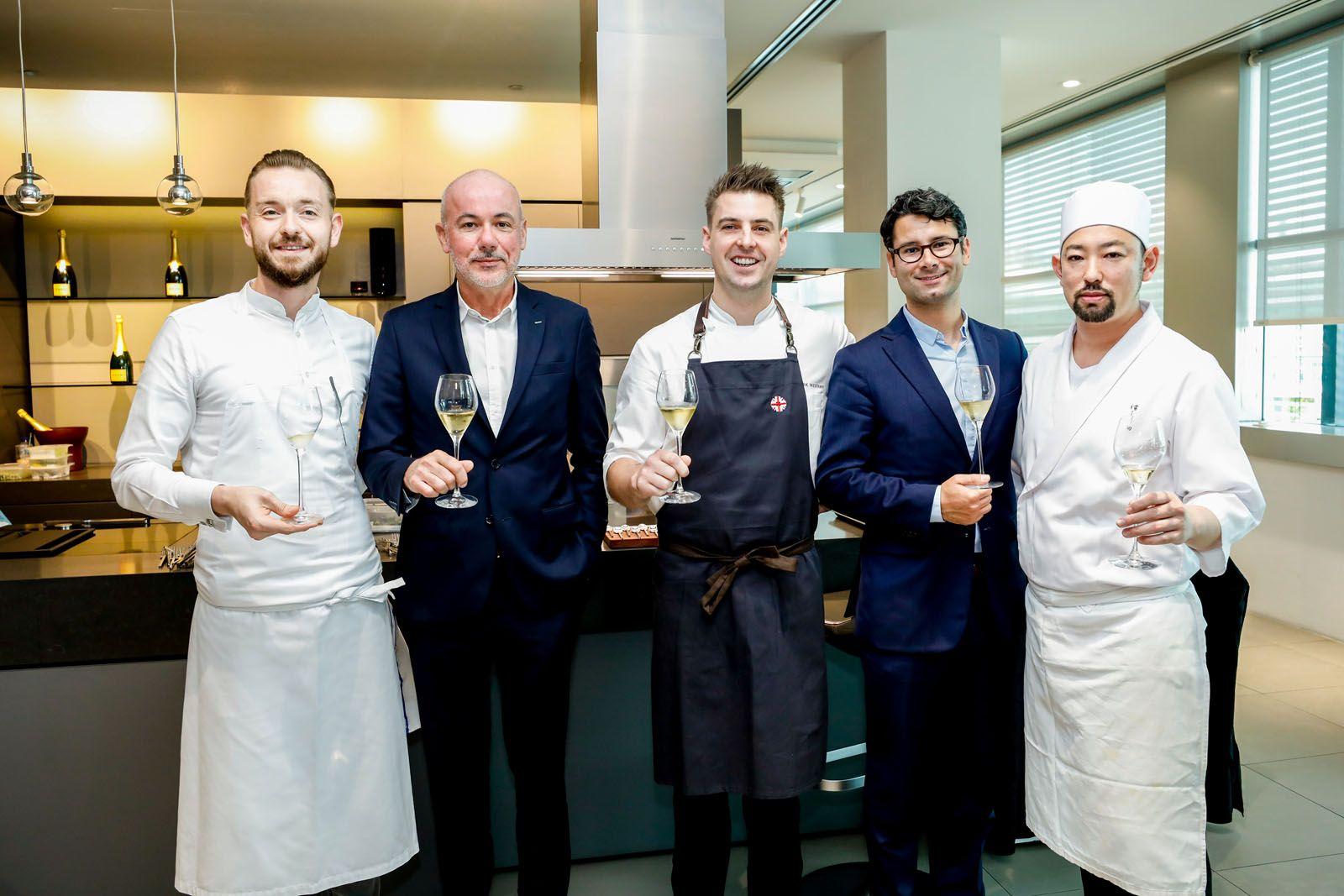 Three Chefs Showcase The Versatility Of Pepper In The Krug Champagne Pepper Challenge 2019