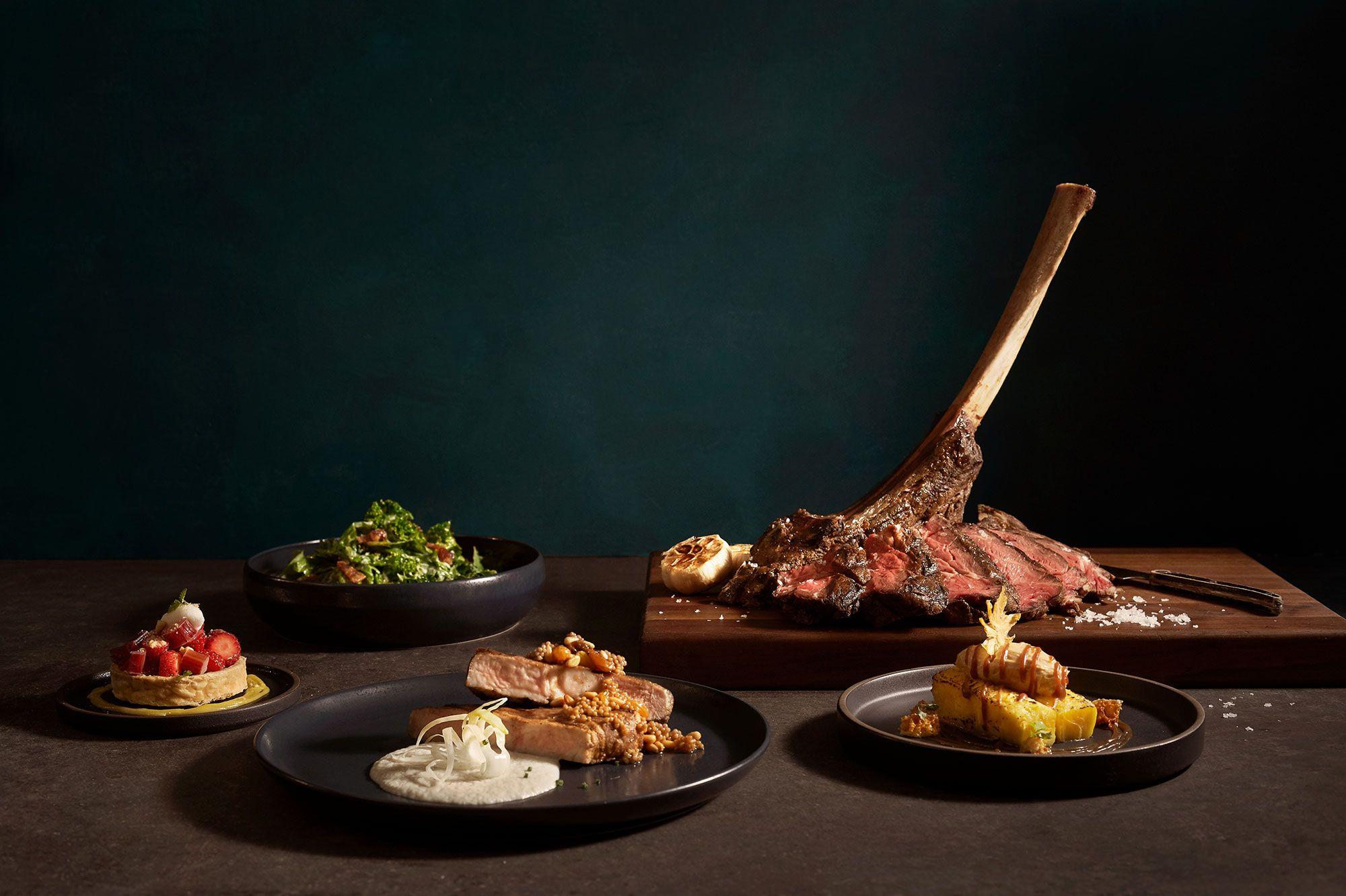 Where To Eat This Week: The Black Swan, Blue Jasmine, Tablescape Restaurant & Bar, Si Chuan Dou Hua, Burnt Ends