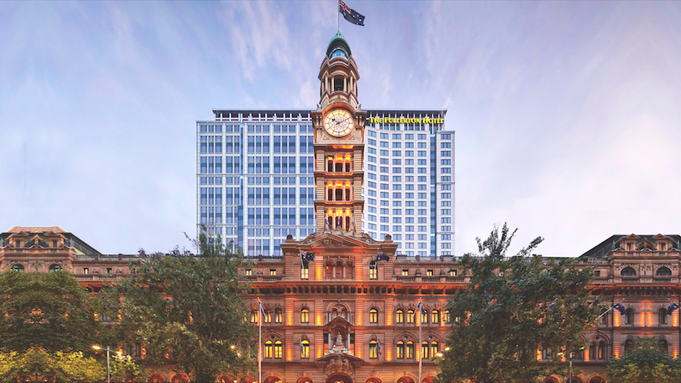 How The Fullerton Hotel Sydney Is Similar To Its Sister Hotel in Singapore
