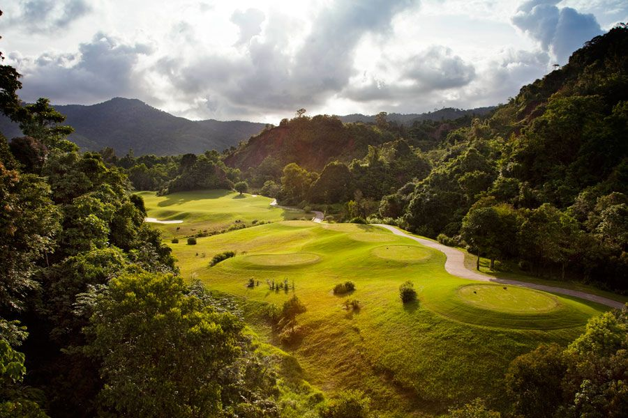 6 Exclusive Golf Courses In Thailand