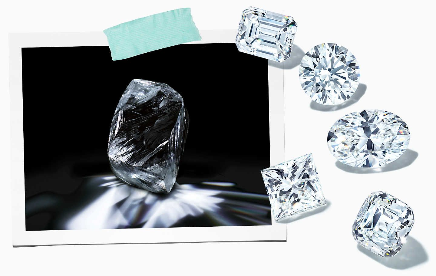 Find Out Where Your Diamond Is From With Tiffany & Co's Diamond Source Initiative