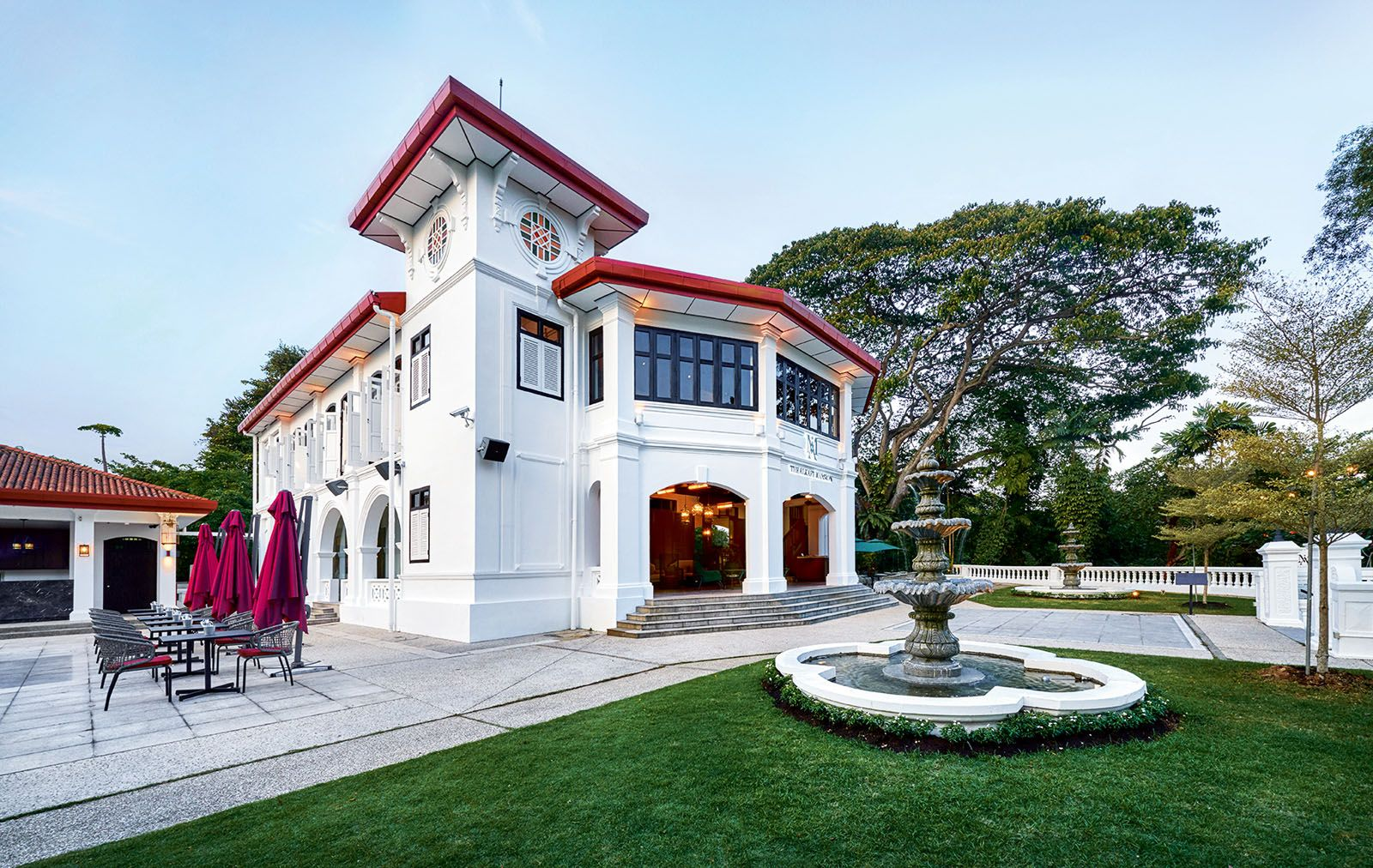 5 Reasons To Dine At The Alkaff Mansion