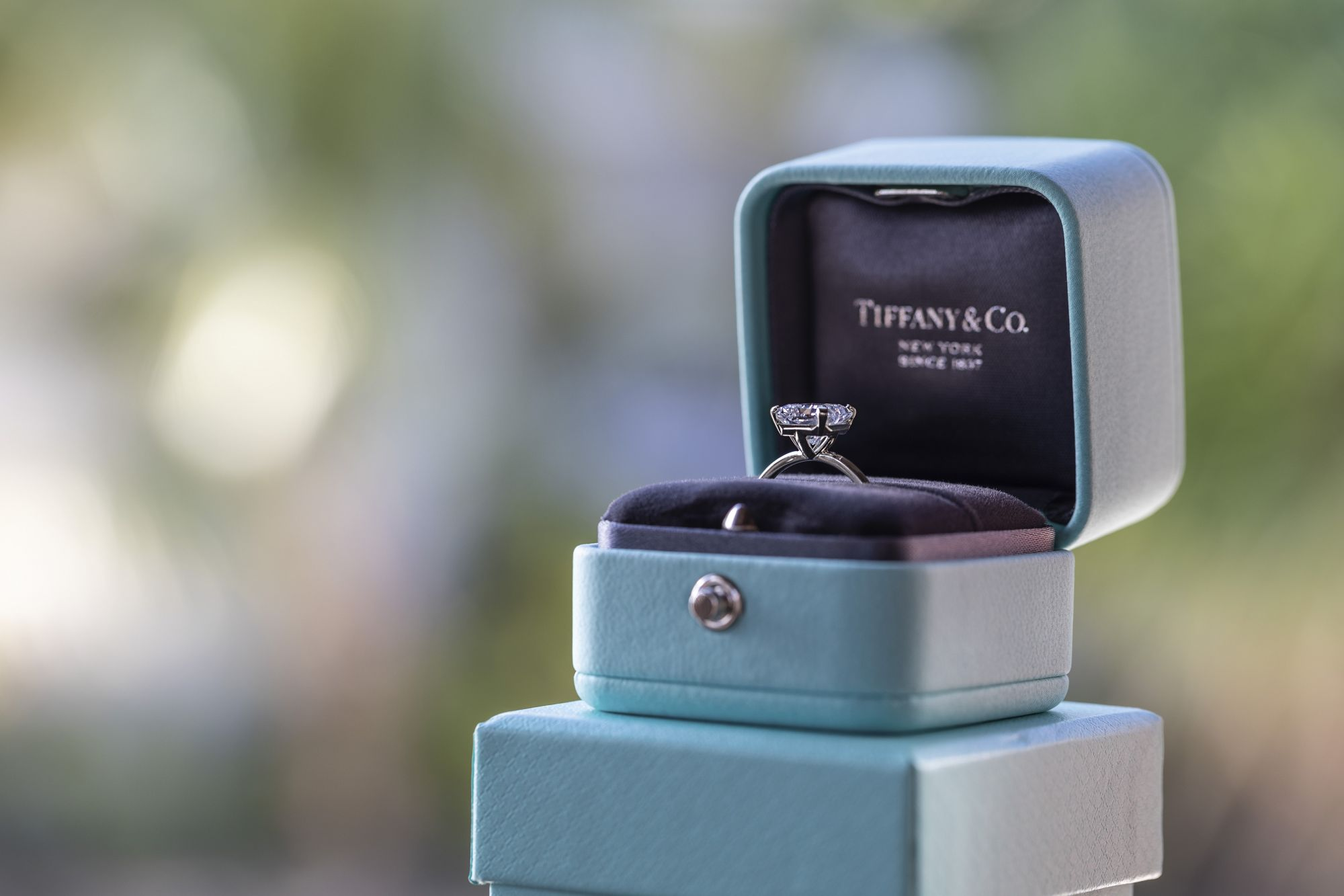 How Far Does A Tiffany & Co. Diamond Have To Travel Before It Gets To You?