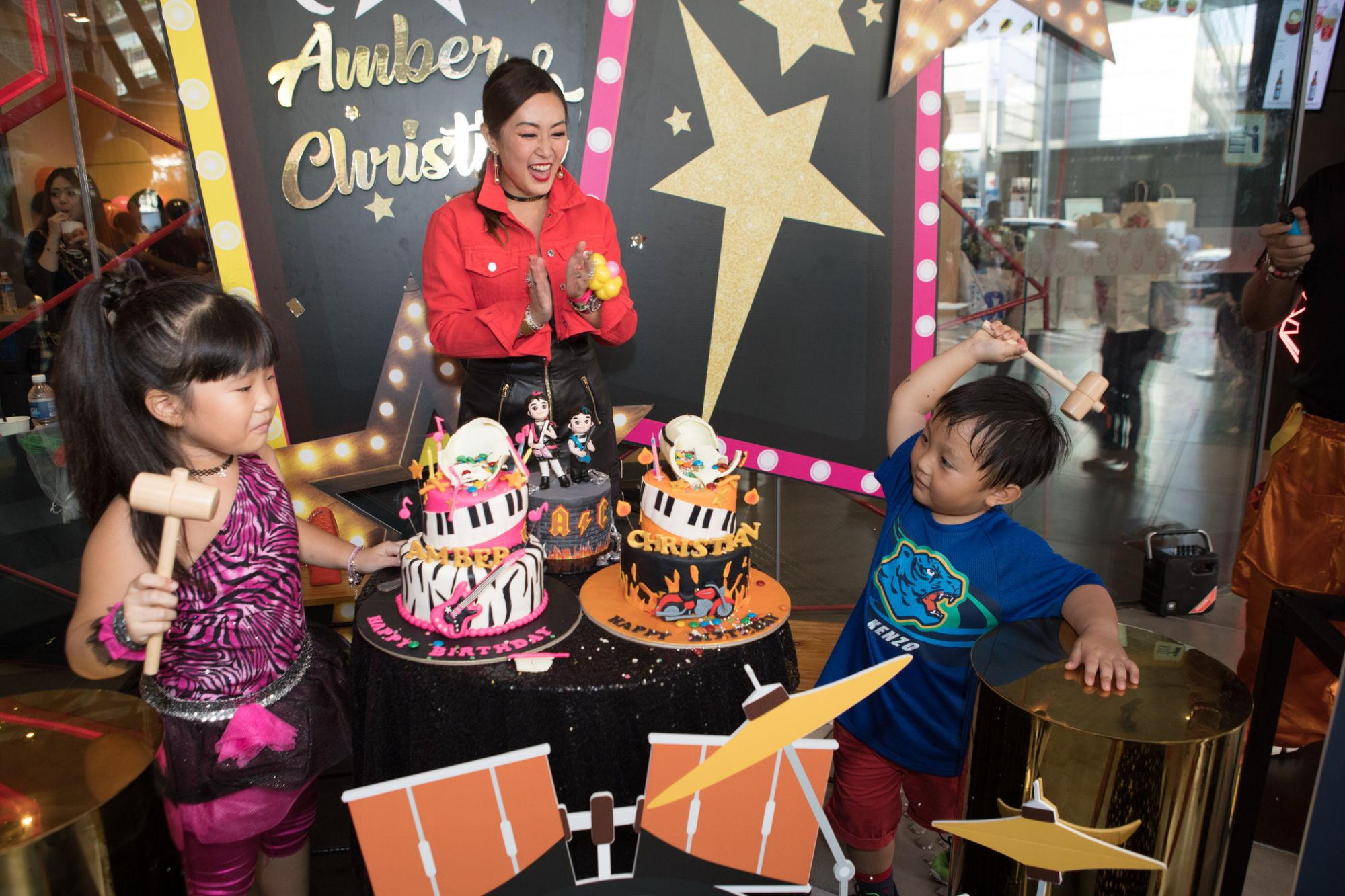 Amber, Serene Chua, Christian