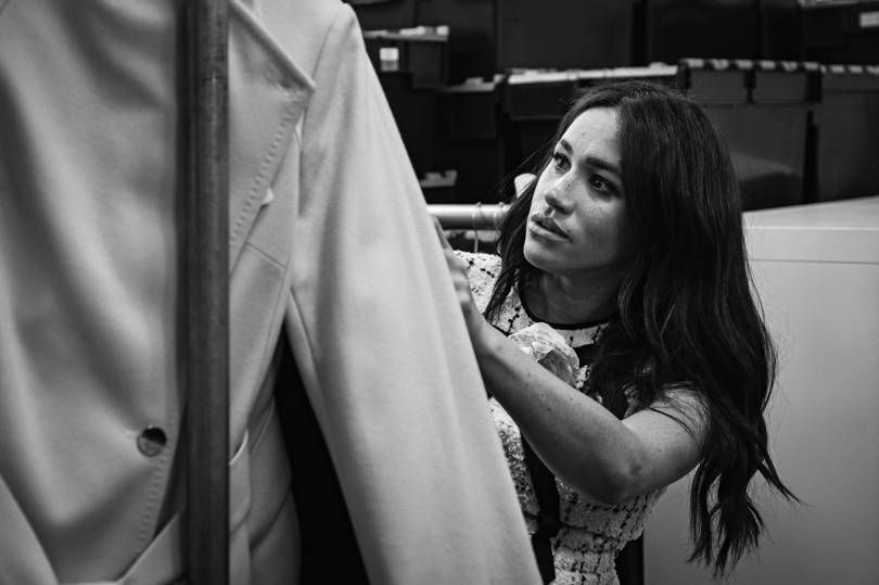 5 Things We Learned About Meghan Markle From British Vogue's September Issue
