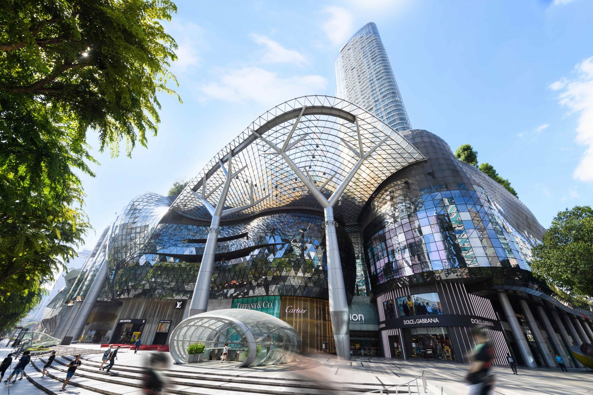 Ion Orchard Celebrates Its 10th Anniversary With Watch & Jewellery Galore