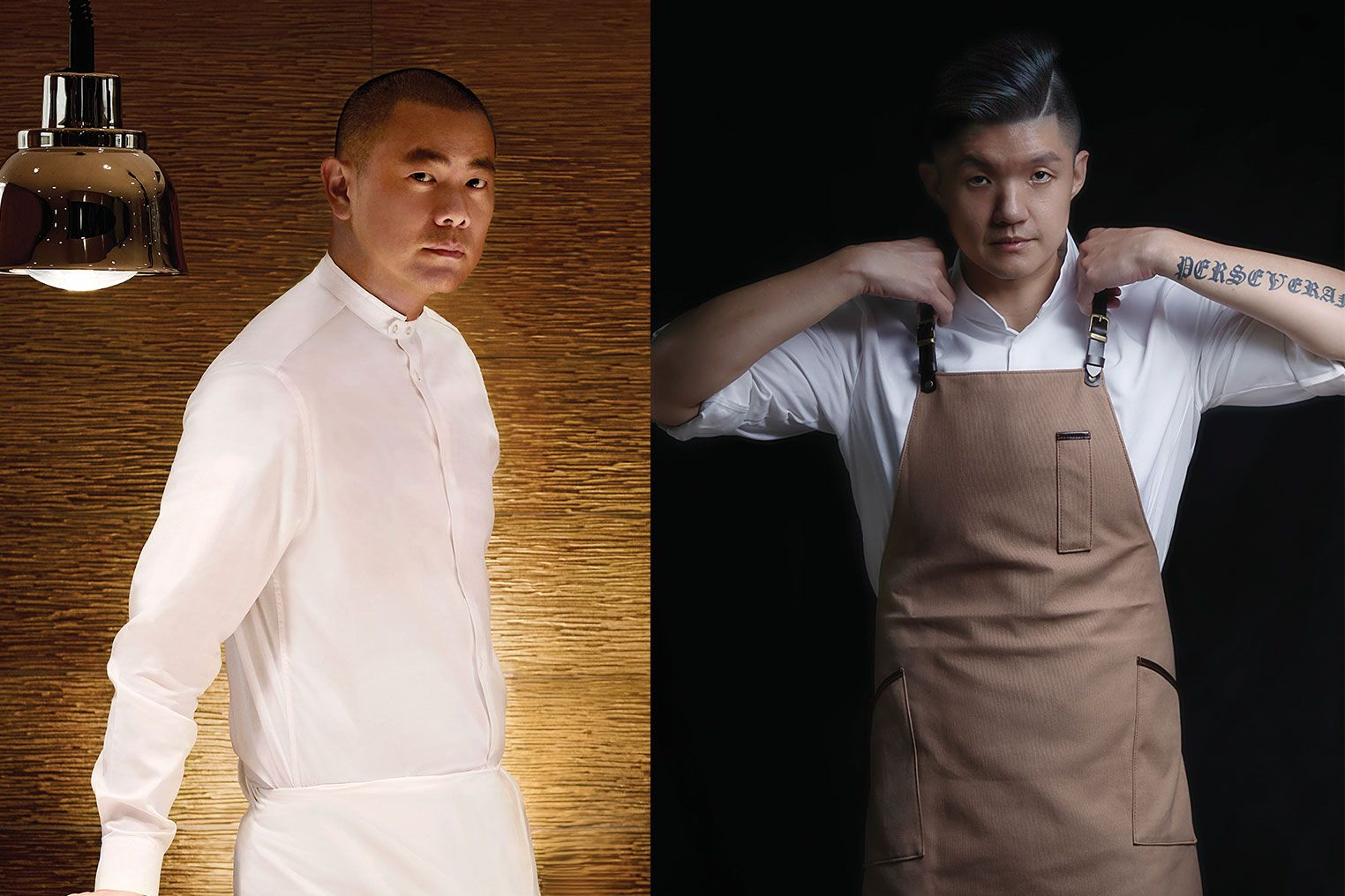 Andre Chiang and Jimmy Lin On Modernising Heritage Foods