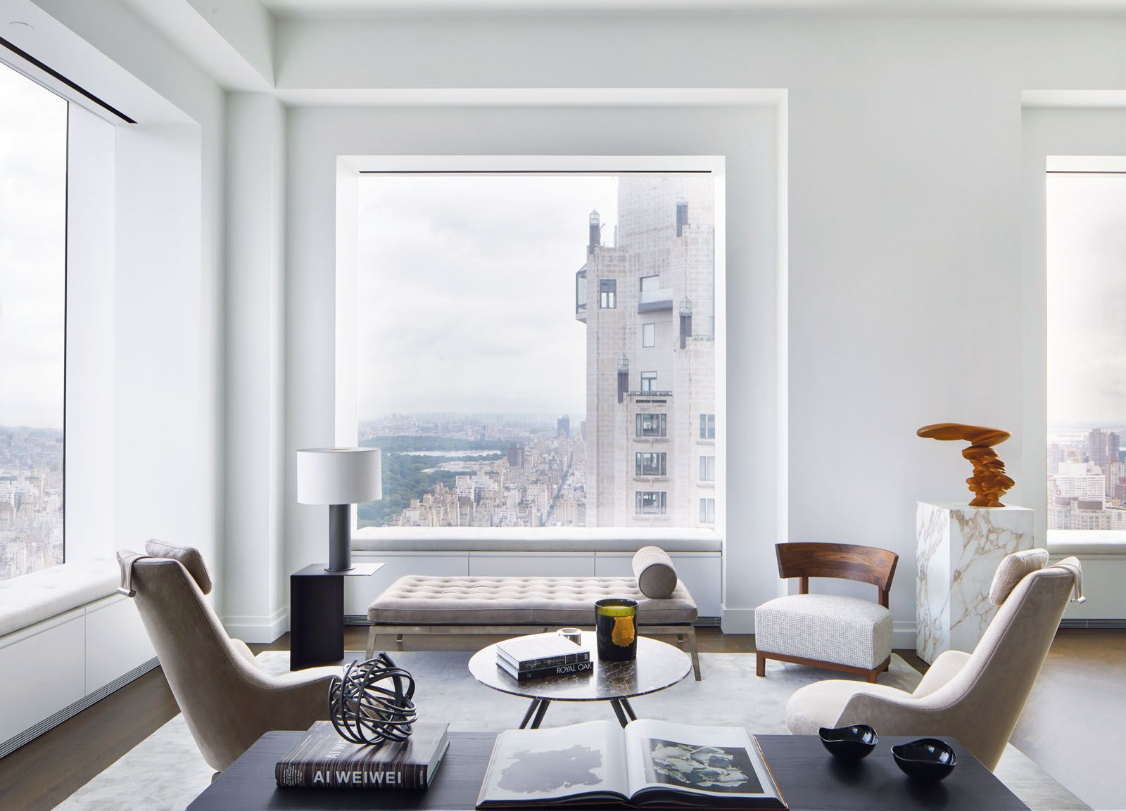 This Minimalist New York Apartment Is Simply Dreamy Tatler Philippines