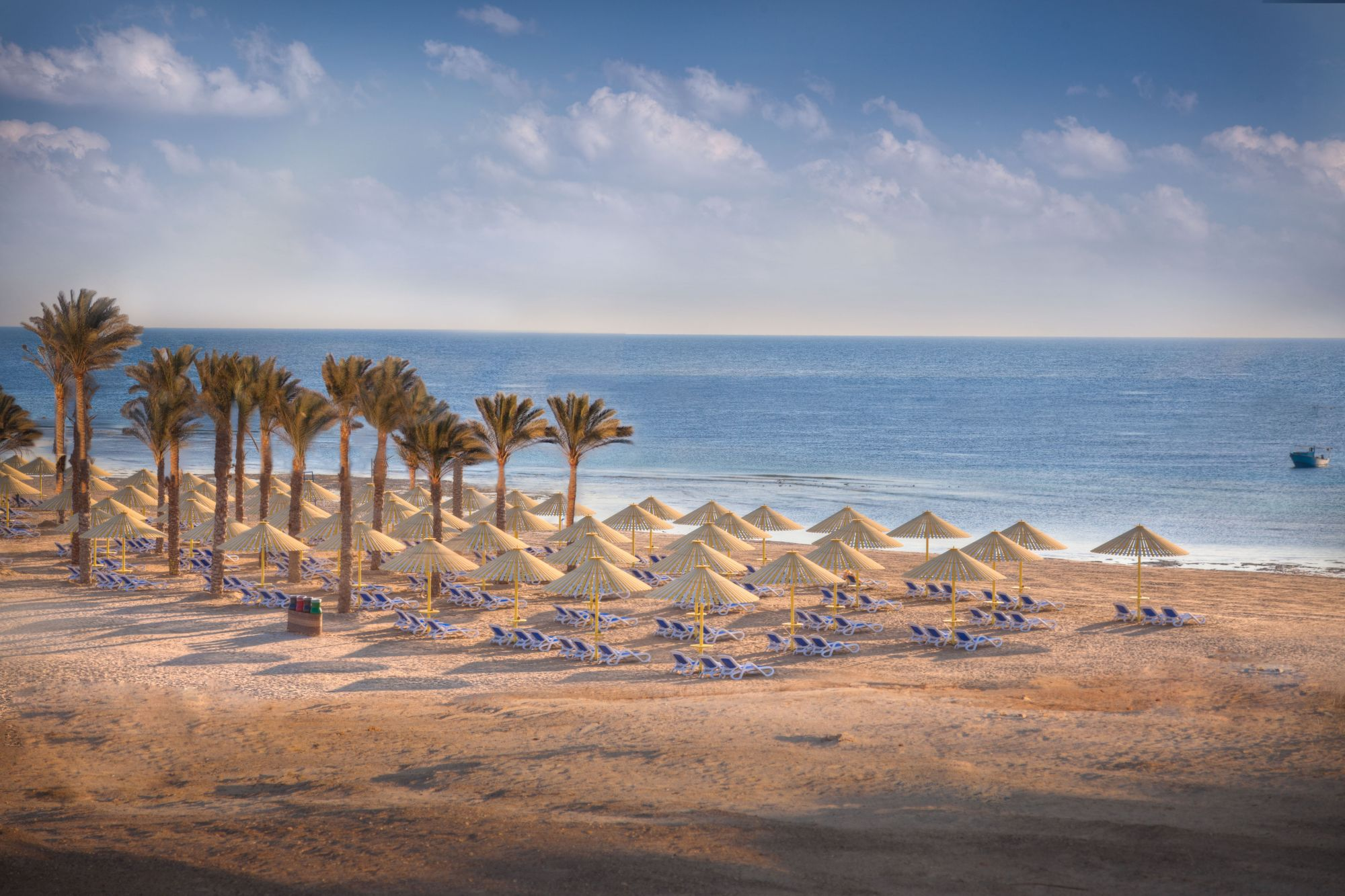 4 Luxury Resorts With Stunning Views Of The Red Sea