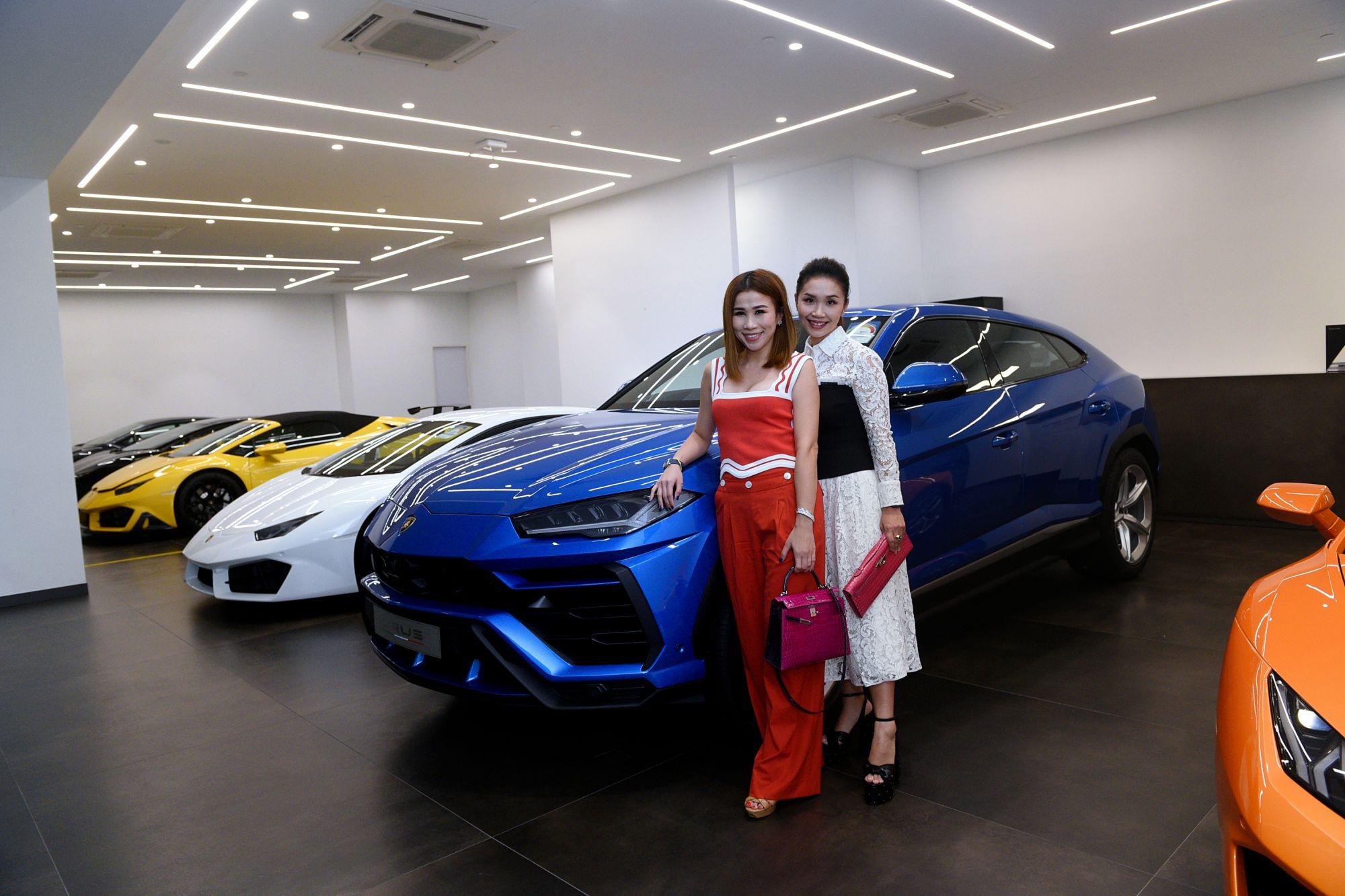 Sammi Lim, Jacqueline Wang