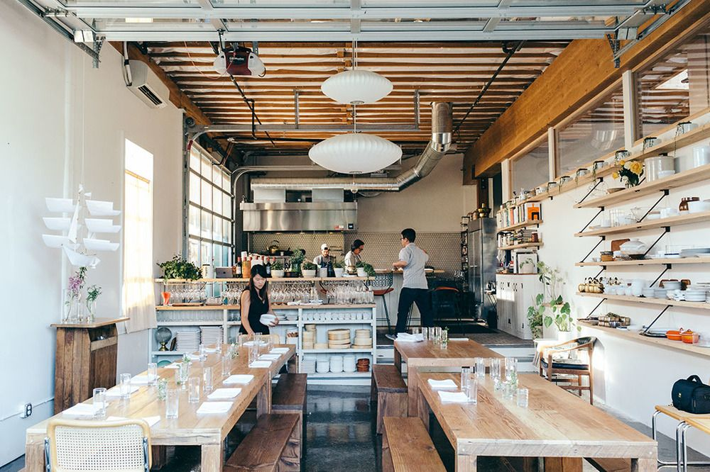 A Food Lover's Guide To Portland, Oregon