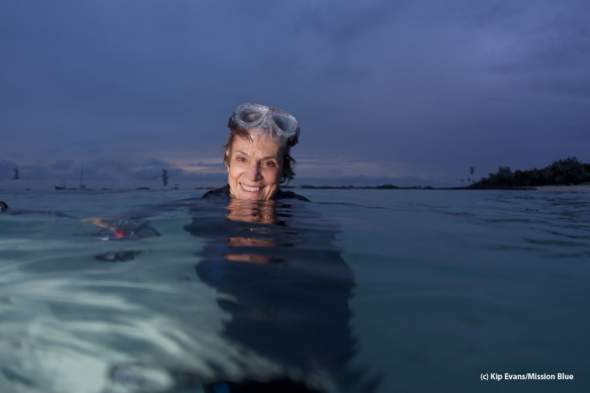 Rolex Testimonee Sylvia Earle: What Can You Do Every Day To Make The Planet Perpetual?
