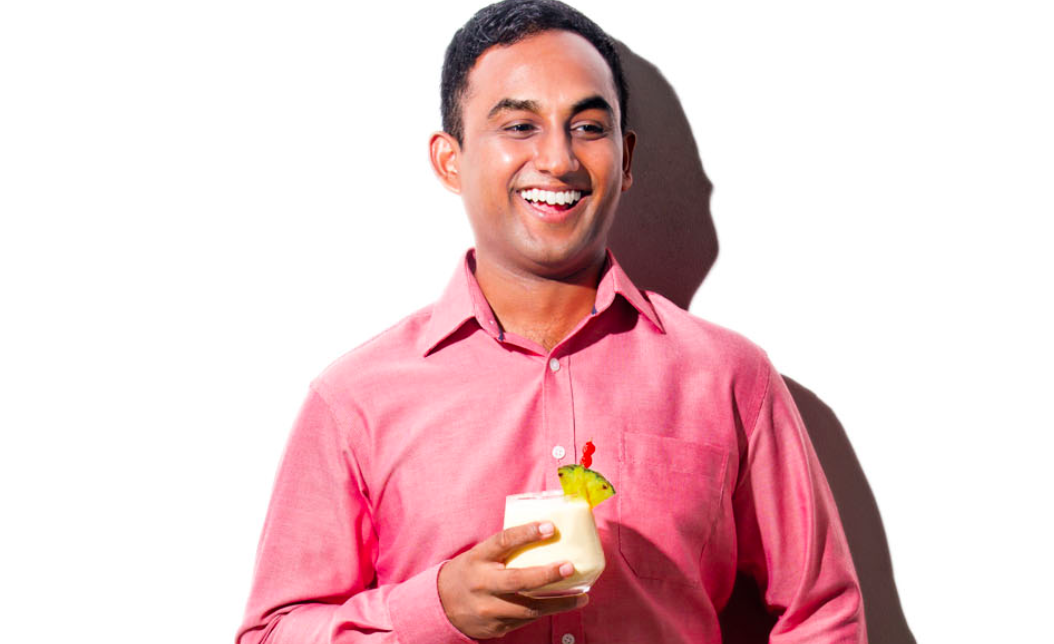 A Drink with Veerappan Swaminathan, Social Entrepreneur And Founder Of Sustainable Living Lab