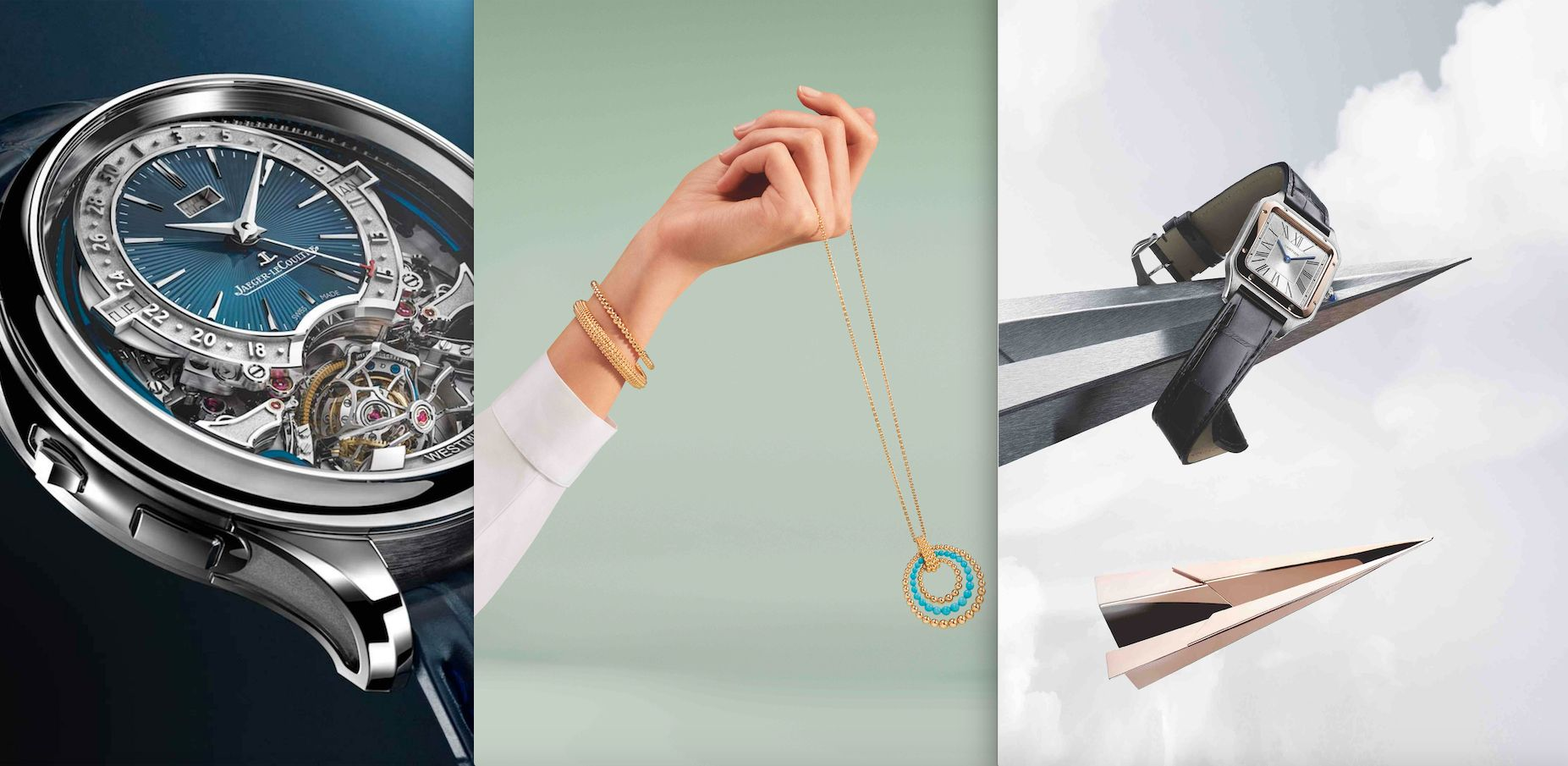 The Latest Watch And Jewellery Launches To Look Out For During Ion Orchard's 10th Anniversary: Cartier, Van Cleef & Arpels And Jaeger-LeCoultre