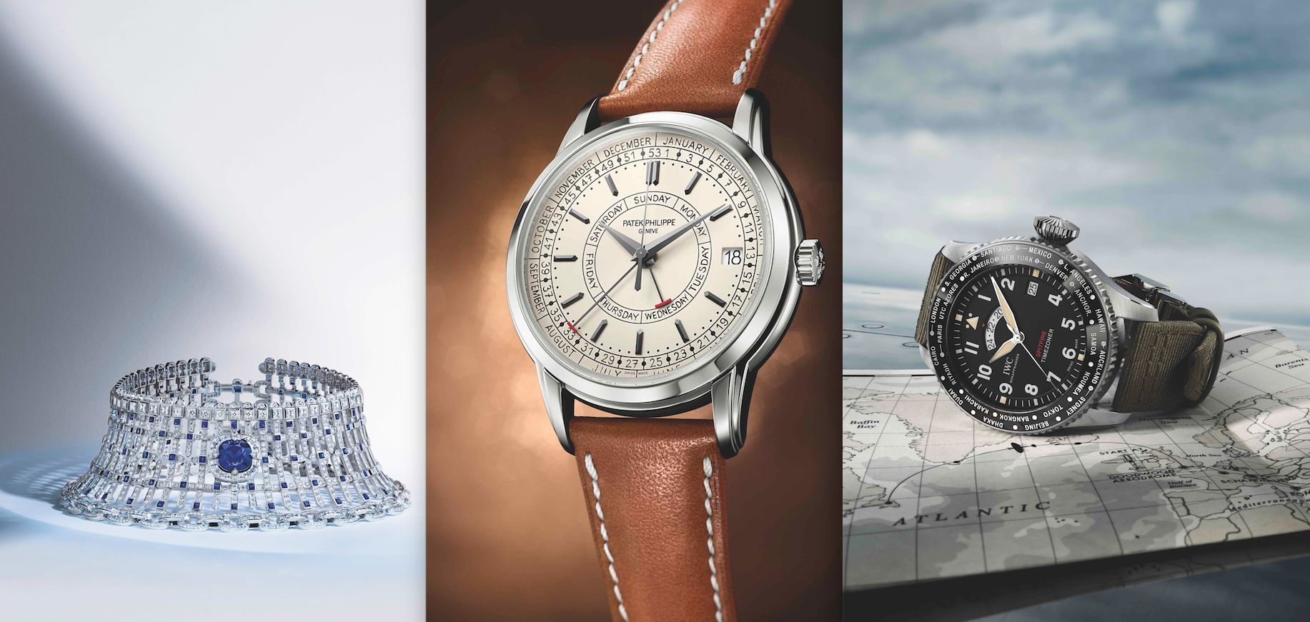The Latest Watch And Jewellery Releases To Look Out For During Ion Orchard's 10th Anniversary: Louis Vuitton, Patek Philippe And IWC Schaffhausen