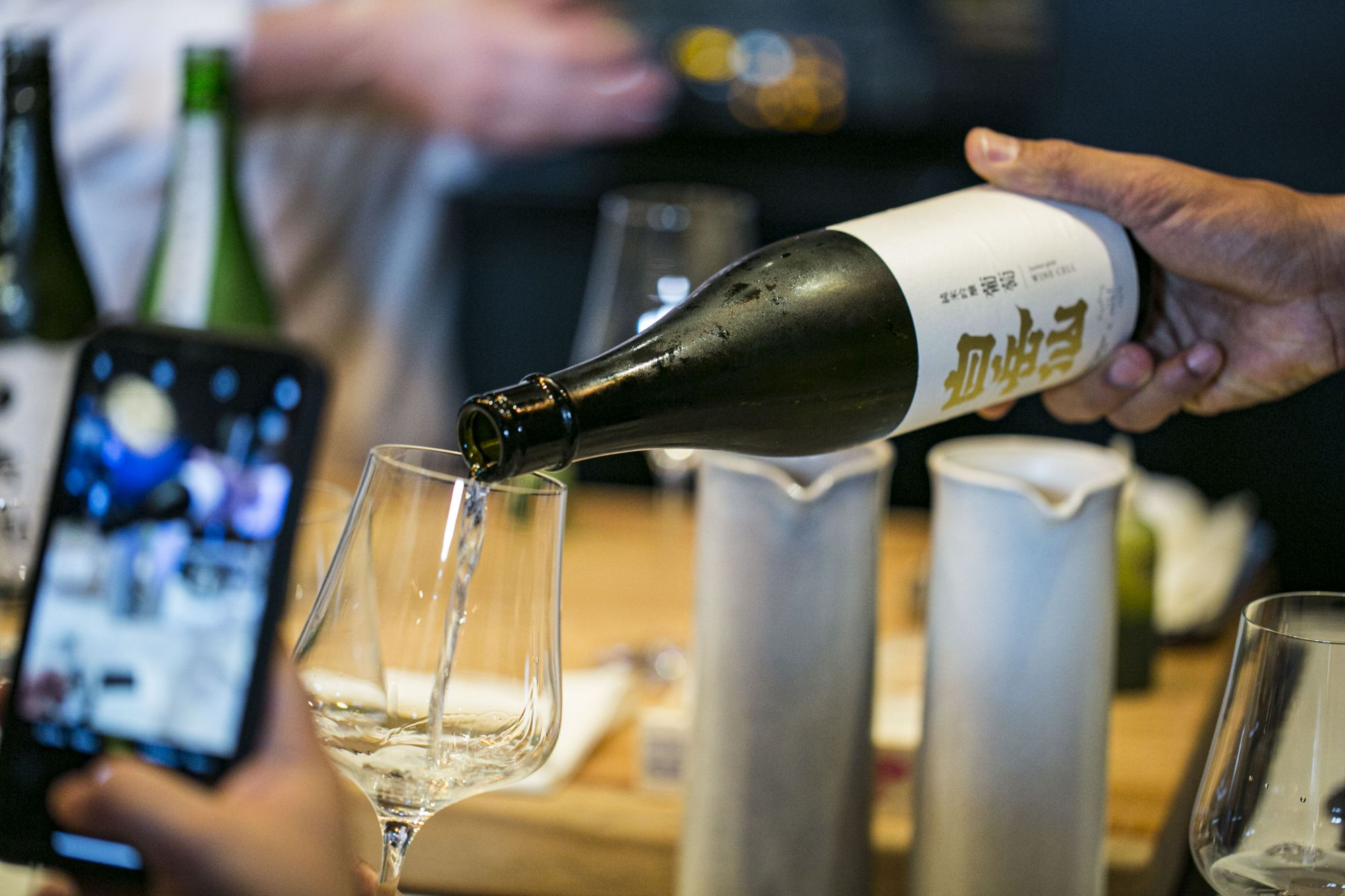 Tippling Club Launches Tippling Sake That's Made Using Wine Yeast