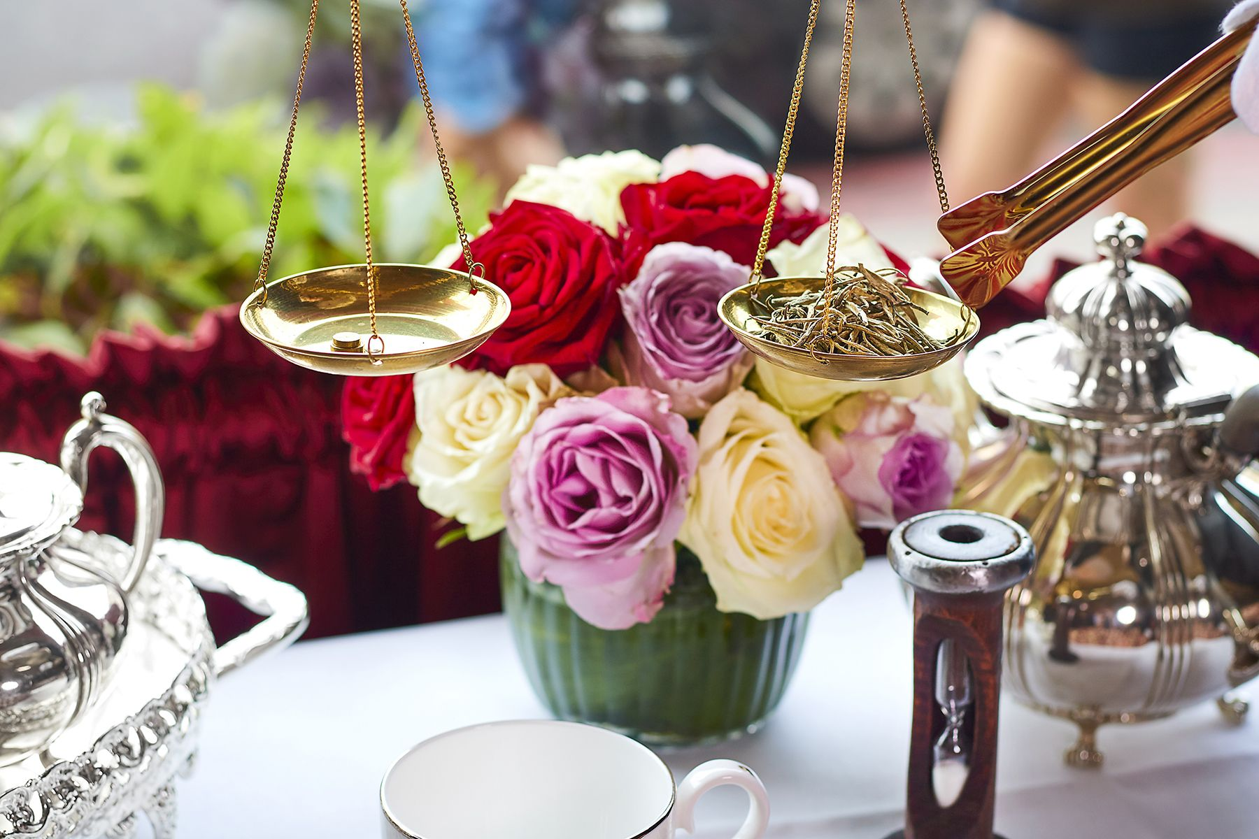 Where To Sip The Most Expensive Tea In The UK