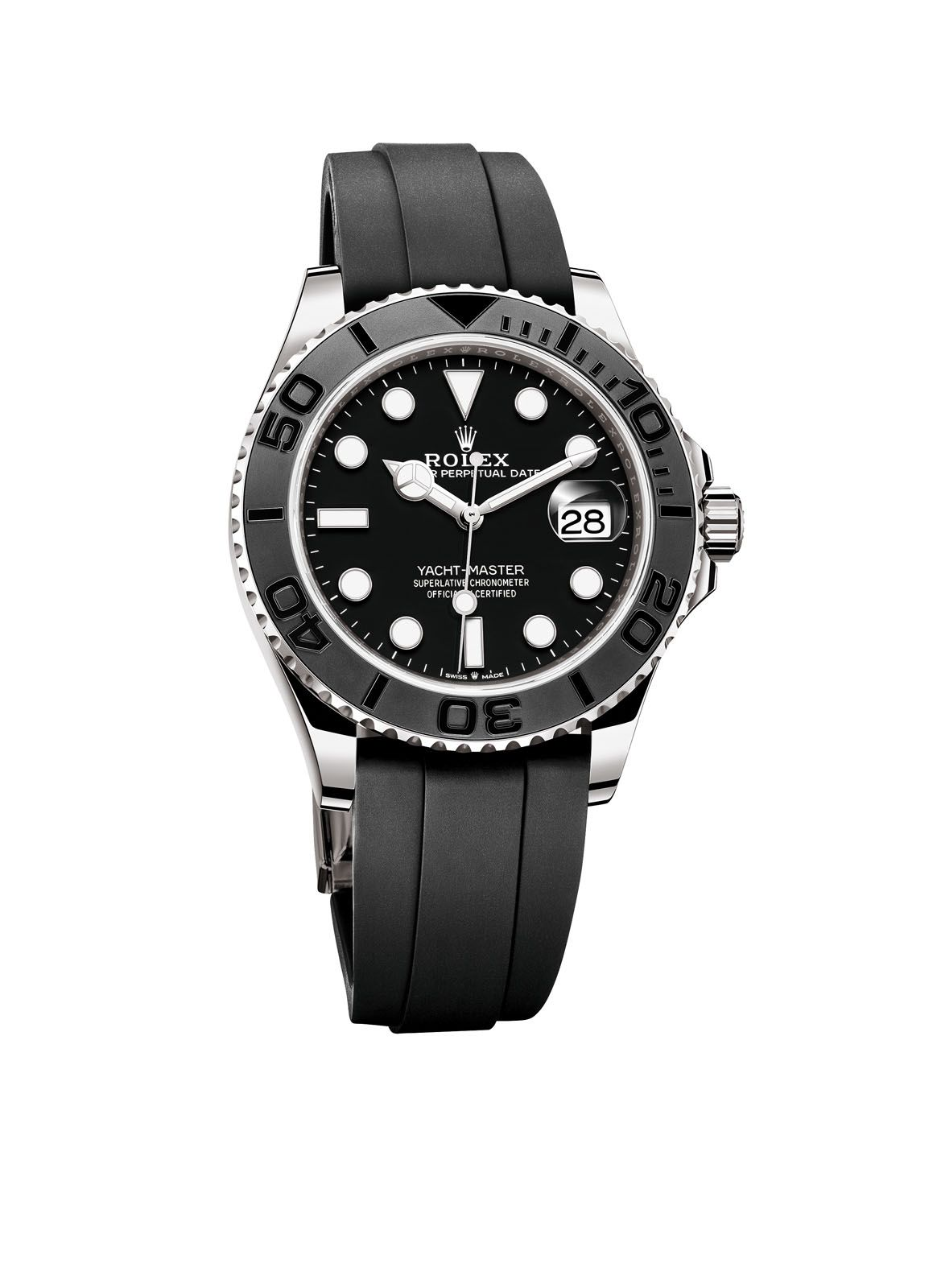 The Rolex Oyster Perpetual Yacht-Master 42