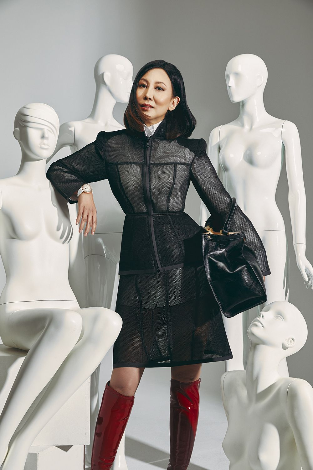 Fashion Collectors: June Rin Shares Why Her Fendi Baguettes Serve As Memory Keepers