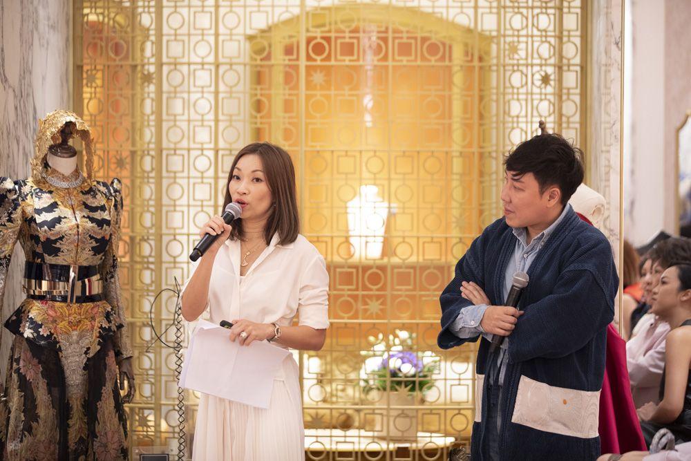 Corinne Ng, Desmond Lim