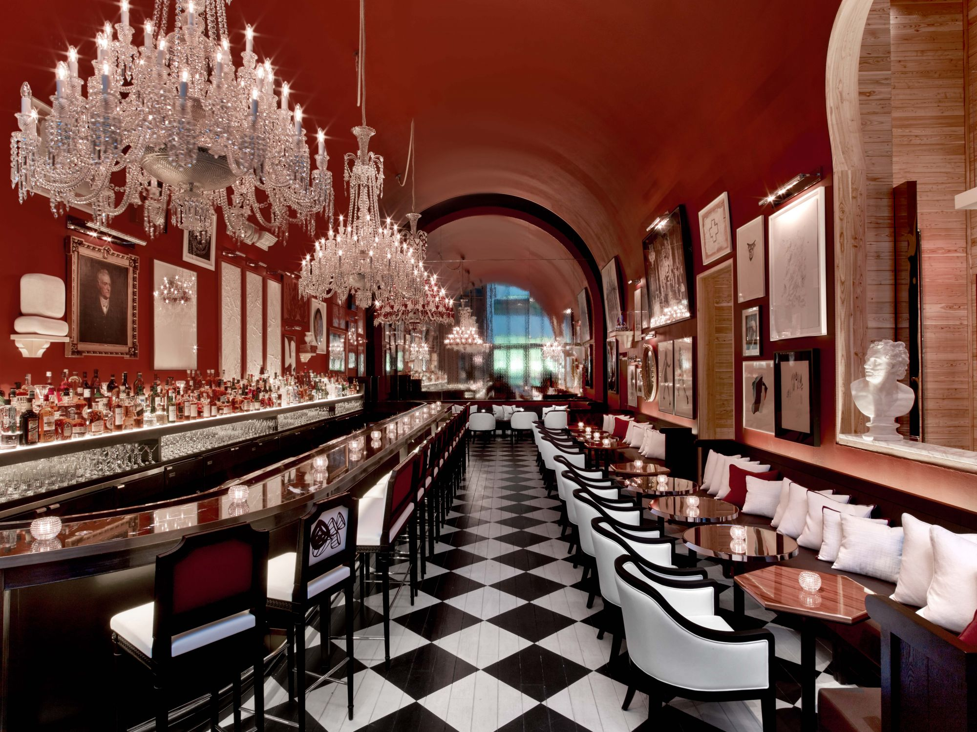 Why Does The L'Imperial Cocktail At The Baccarat Hotel New York Cost US$5000?