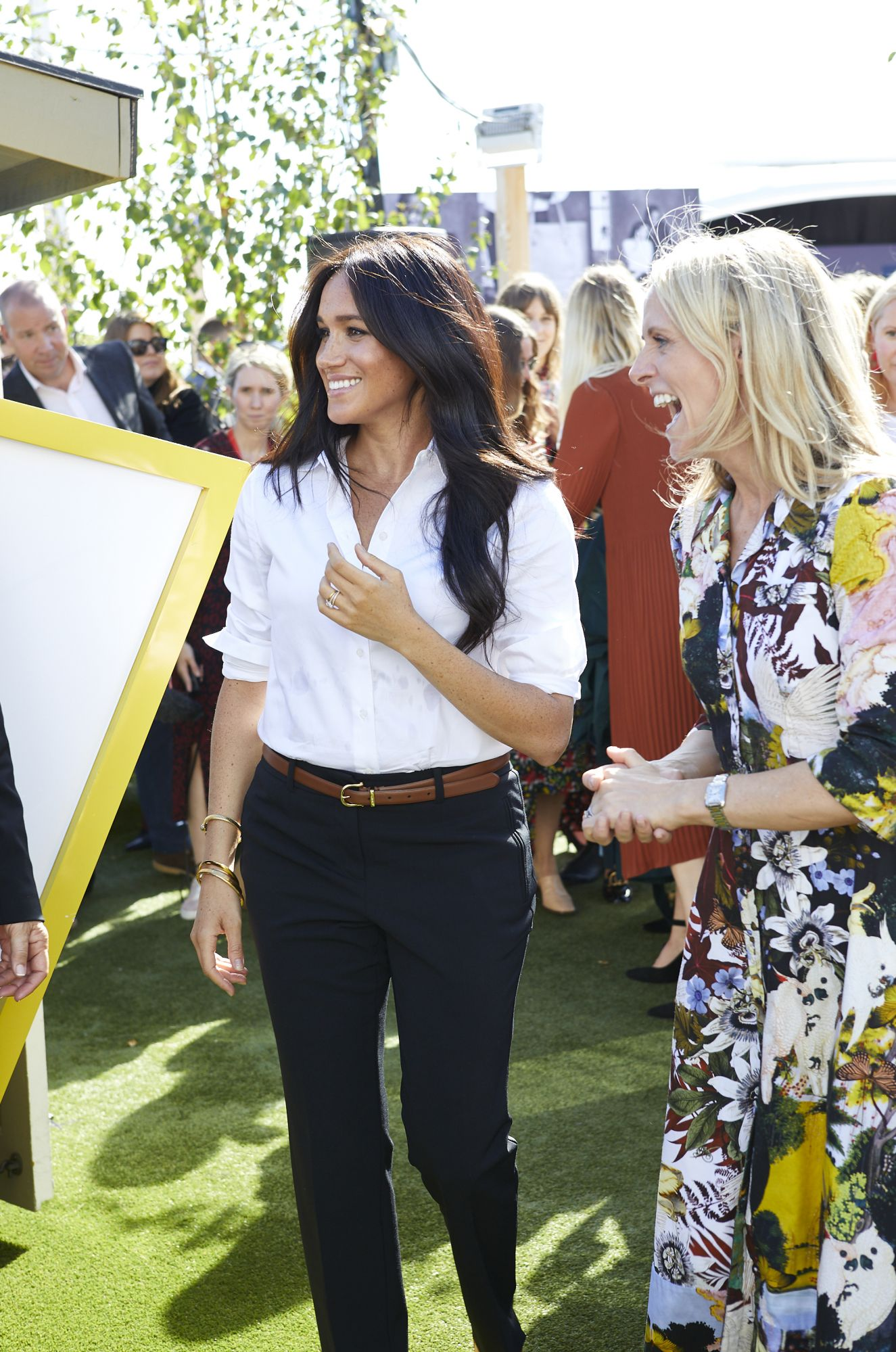 Meghan Markle Launched A 5-Piece Fashion Line To Benefit Smart Works Charity
